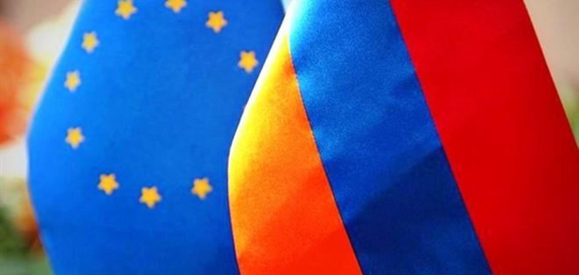 Що йде в МС Вірменія хоче підписати політичну угоду з ЄС - ЗМІ
