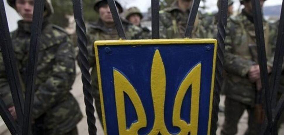Украинских военных, эвакуированных из Крыма, с семьями расселят по казармам