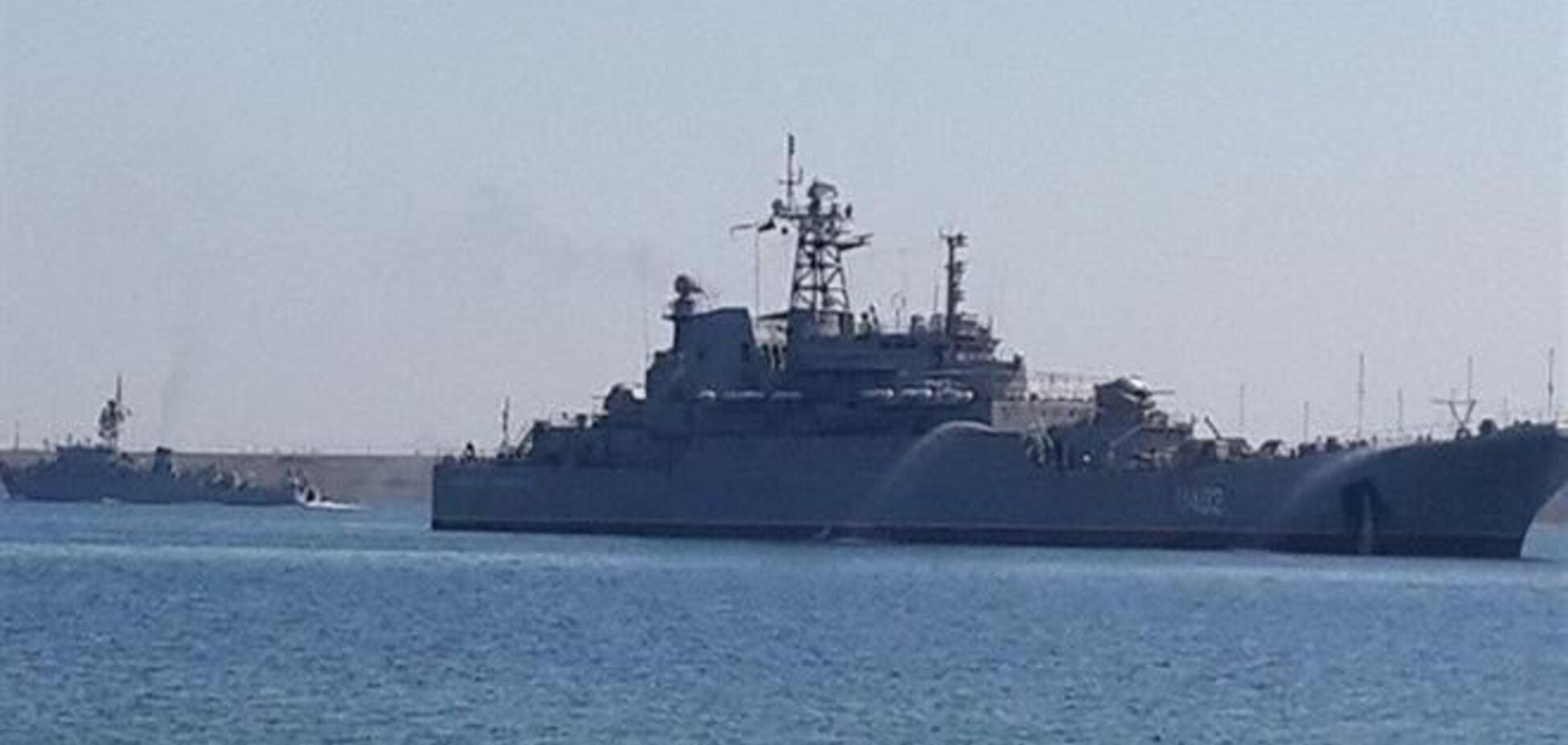 Капітан 'Ольшанського': якби затопили корабель, мене б проклинали навіть онуки