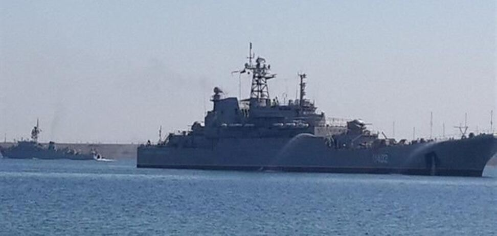 Капитан 'Ольшанского': если бы затопили корабль, меня бы проклинали даже внуки