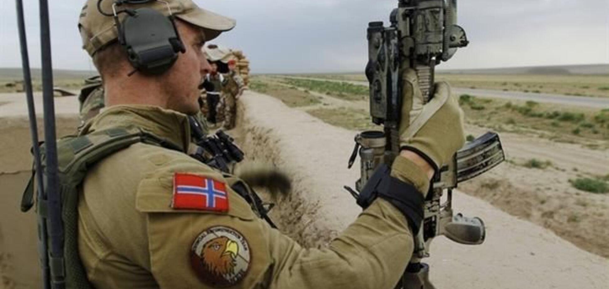 Норвегия из-за Украины замораживает военное сотрудничество с РФ