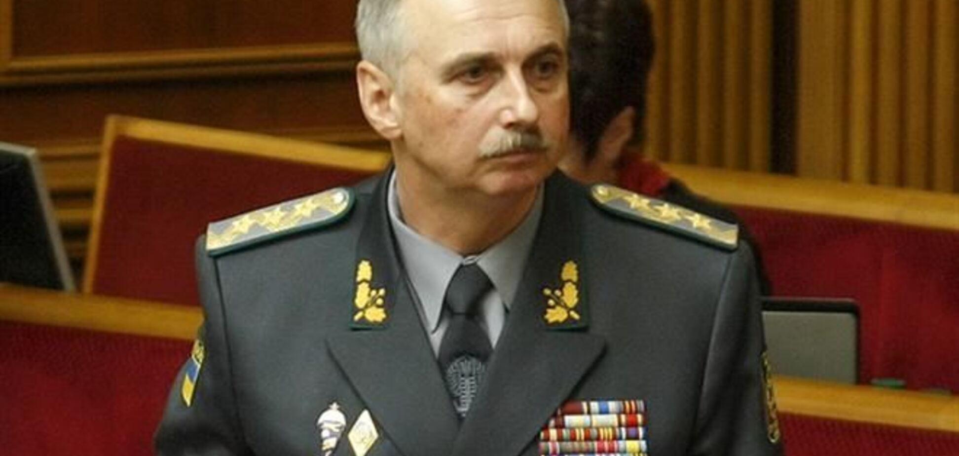 Новый и.о. министра обороны уверен, что военные вернутся из Крыма с оружием