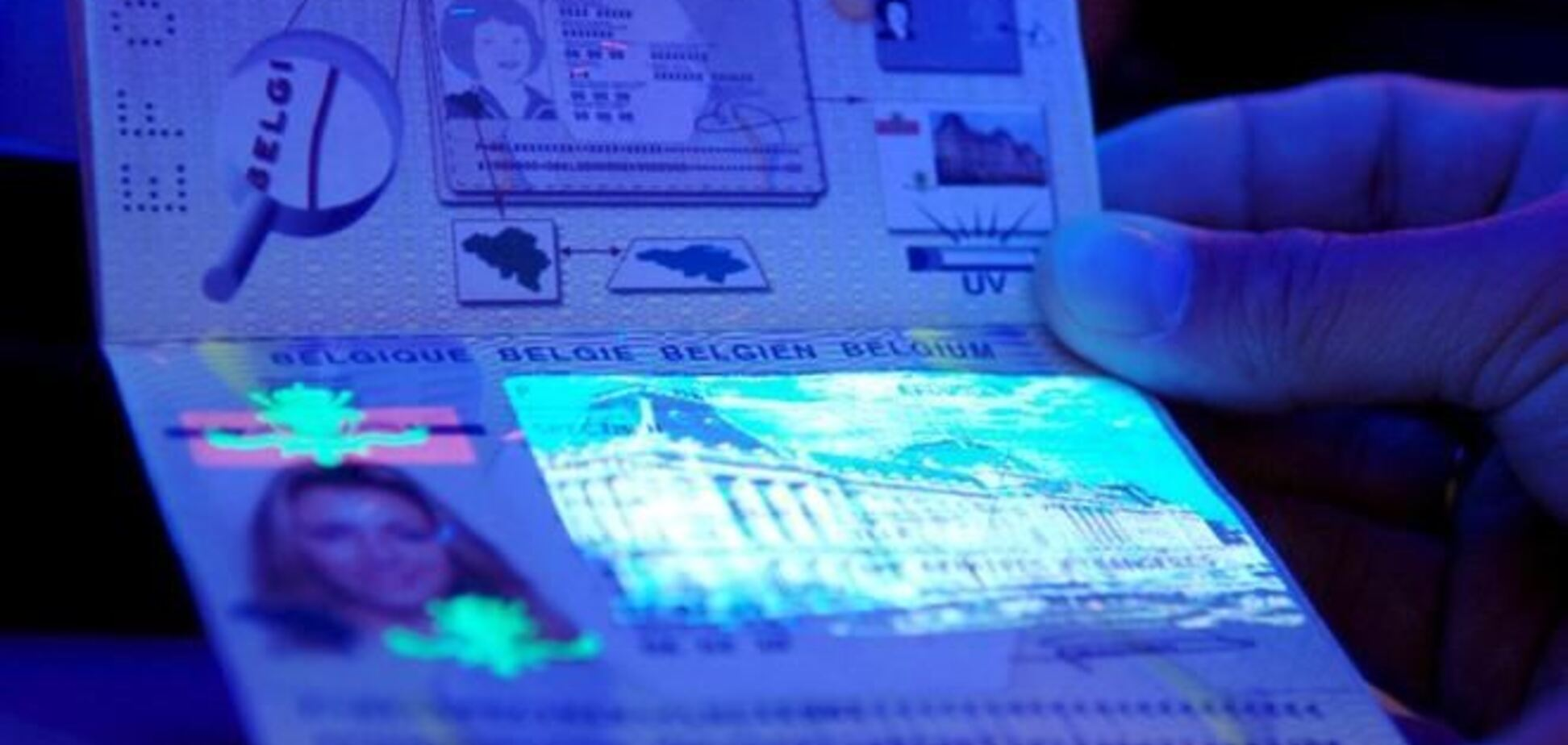 Українцям пообіцяли біометричні паспорти вже в 2014 р.