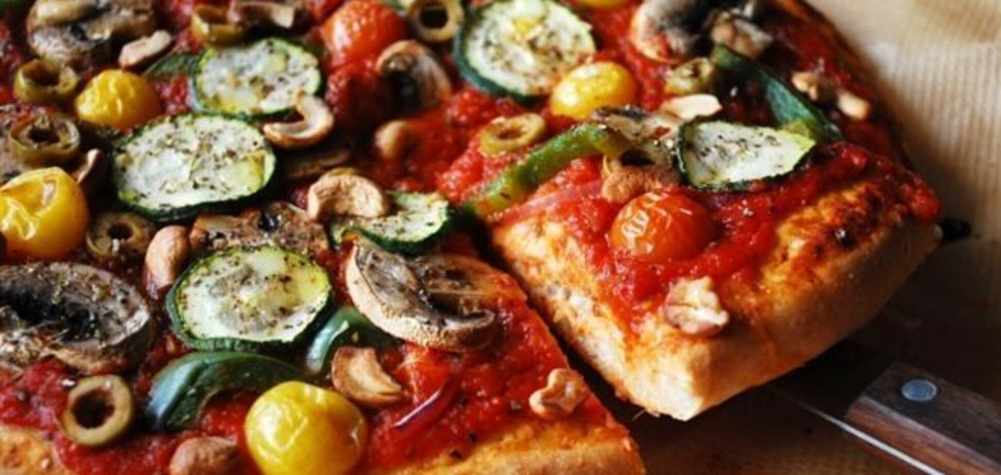 Мастер-класс: готовим самую вкусную постную пиццу