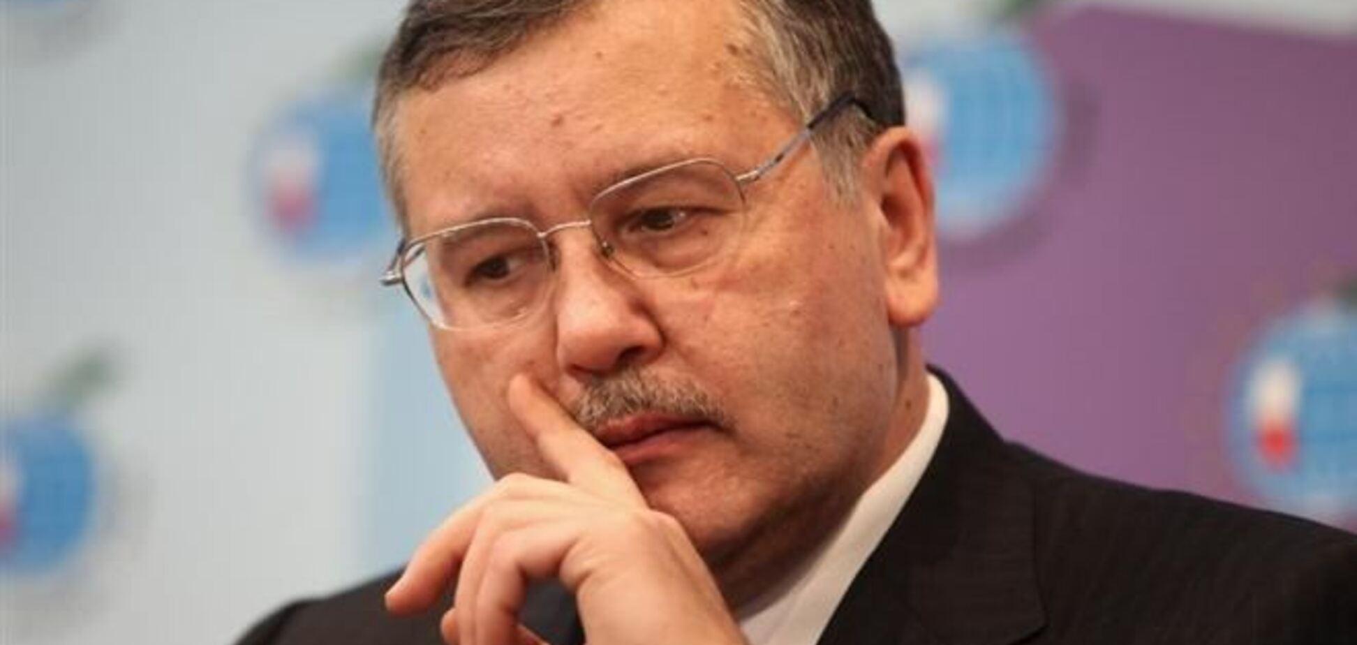 Гриценко: с таким бюджетом армии мы сразу сдаем Путину юго-восток вместе с Киевом