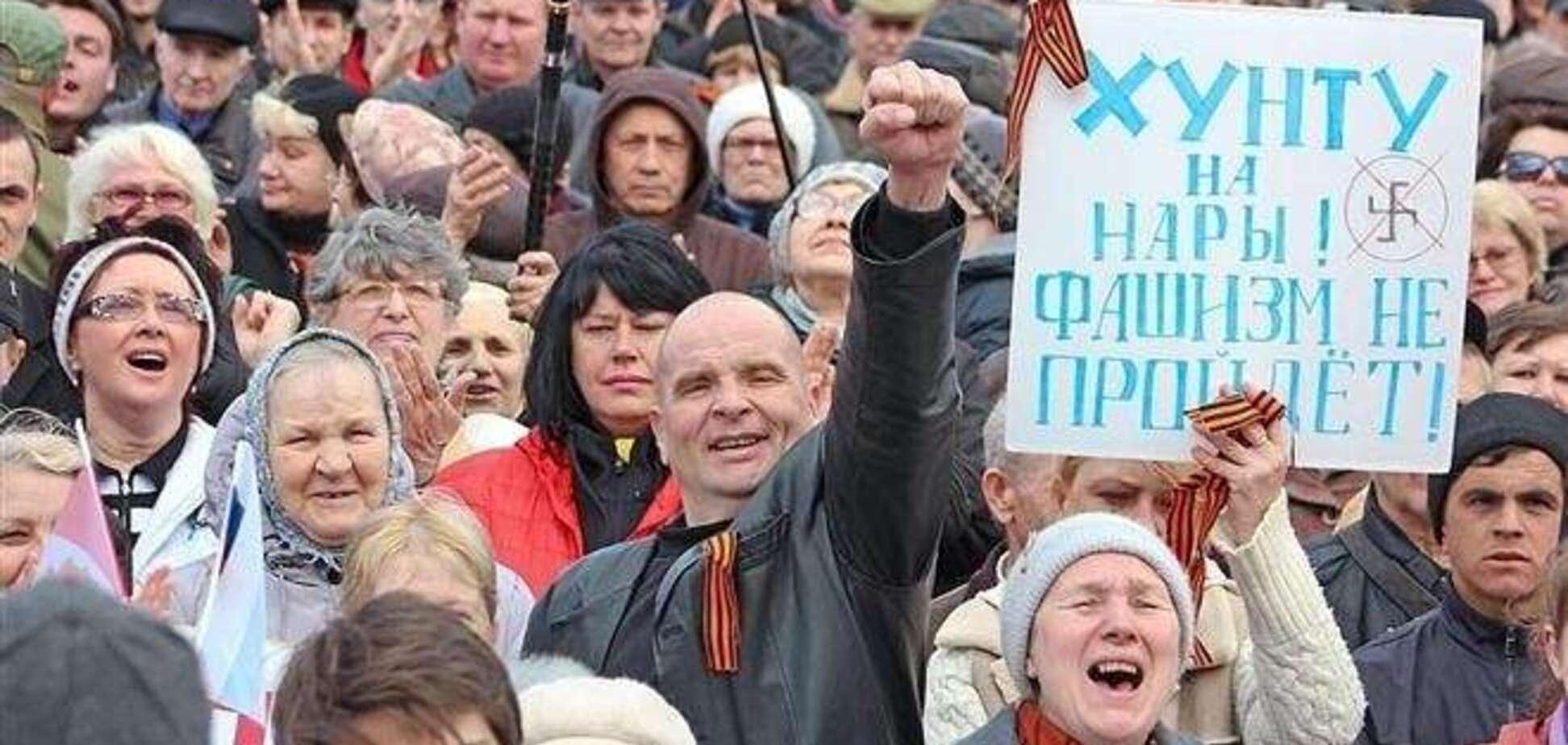 В Одессе сепаратисты в пятницу намерены пикетировать облсовет