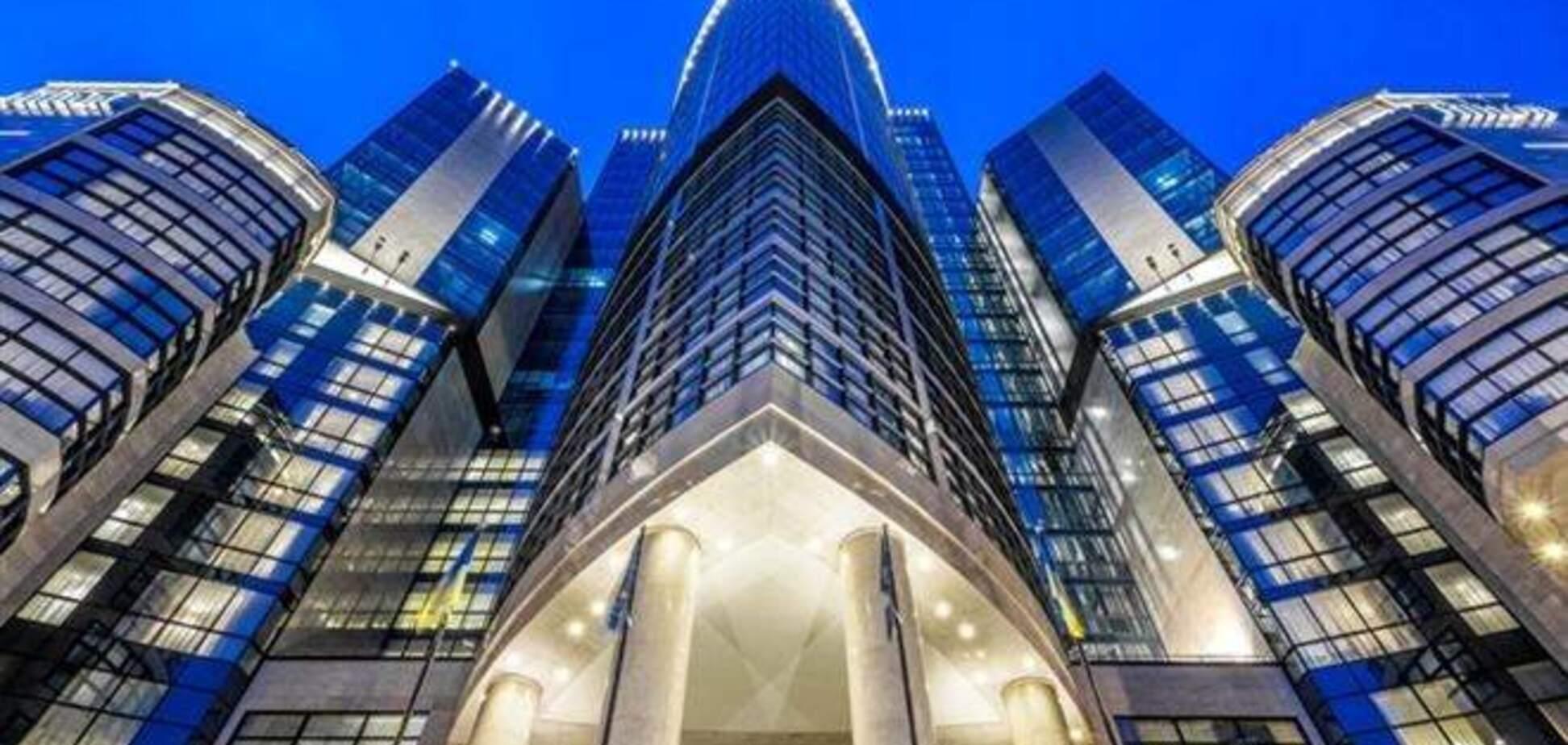 В центре Киева открывается отель Hilton Kyiv