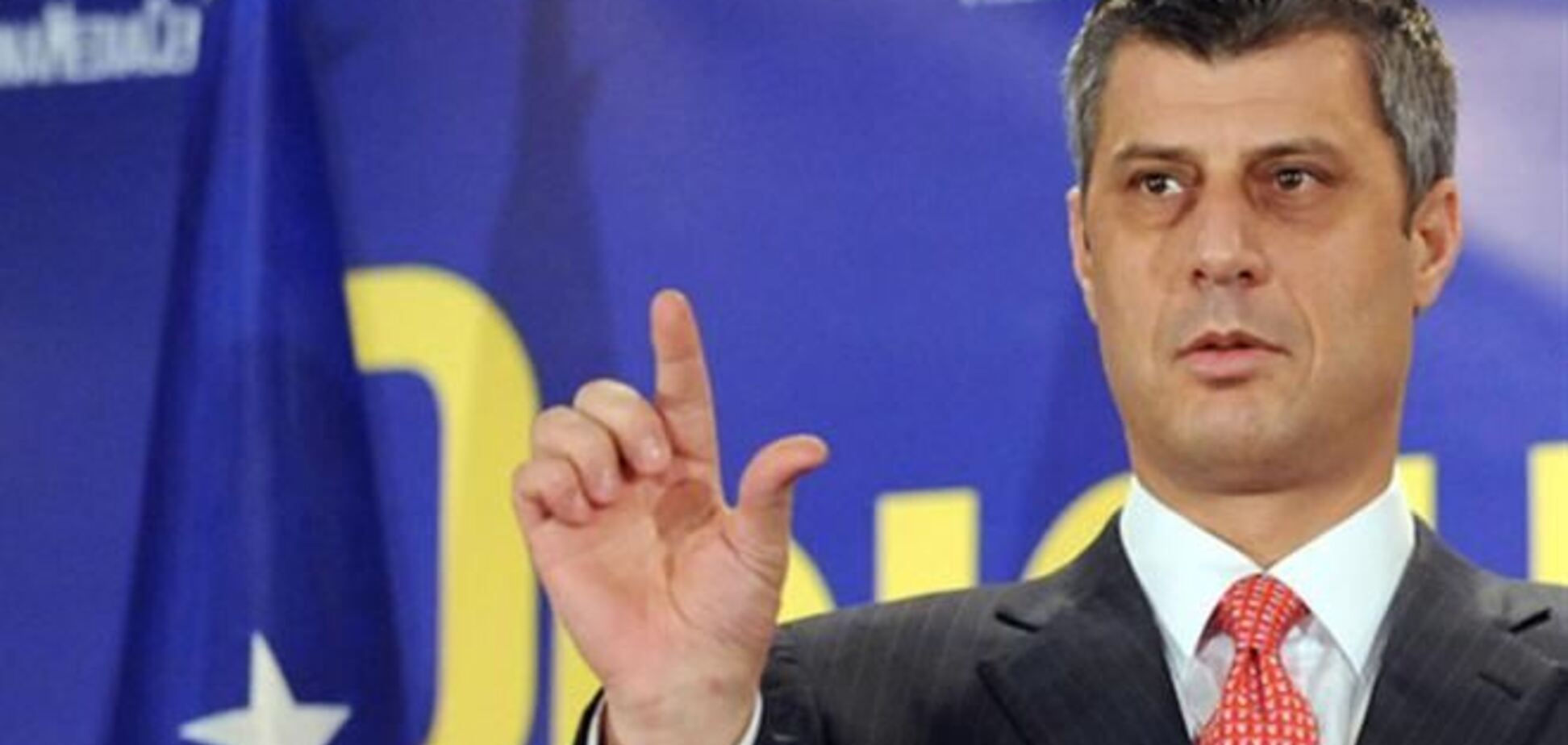 Премьер Косово уверен, что нельзя сравнивать Крым и Косово