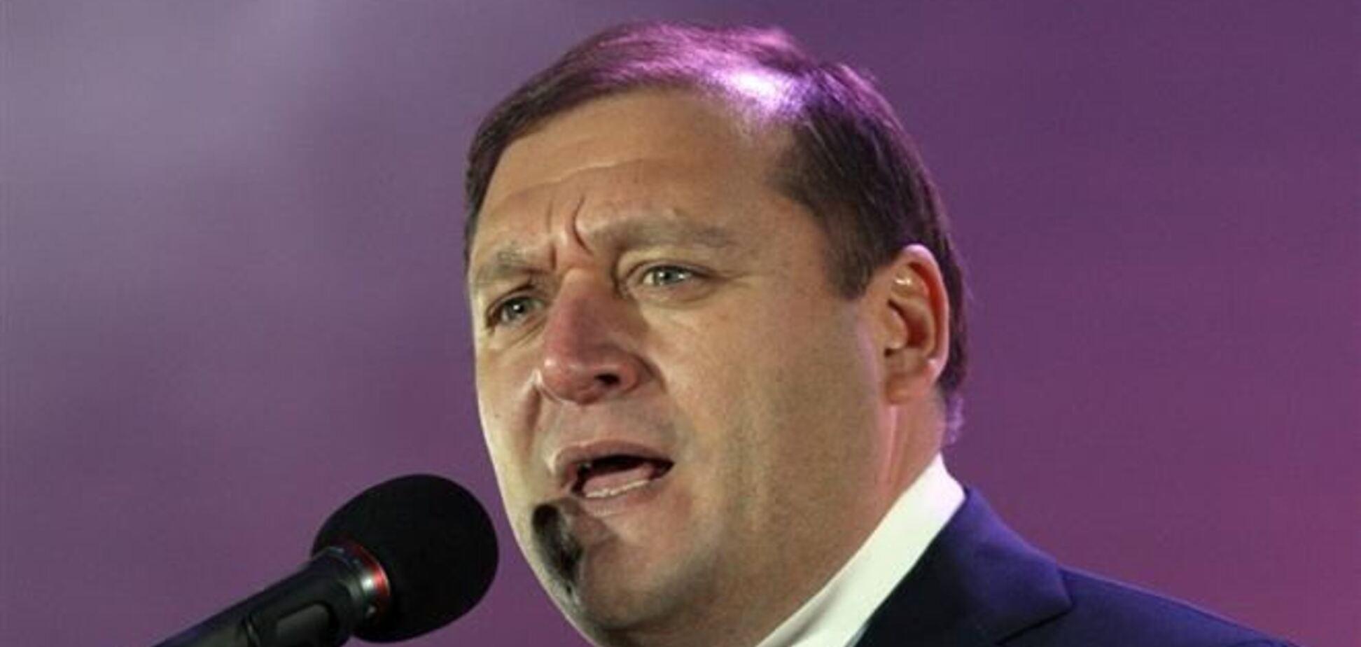 Крым вернется в состав Украины, когда крымчане поверят украинской власти - Добкин