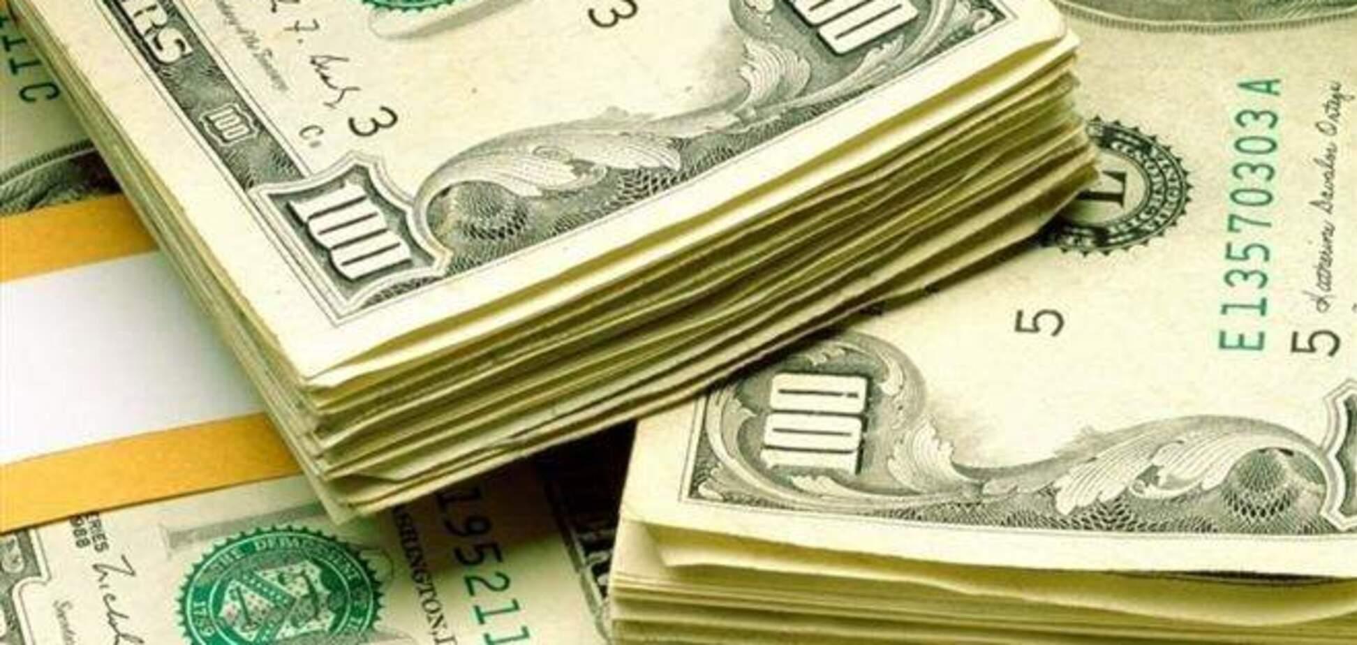 Межбанк  открылся укреплением курса гривни: доллар по 9,6