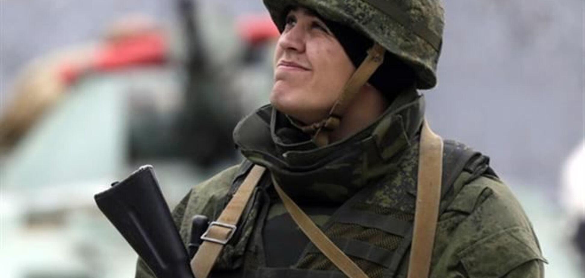 WP: Украина не дает россиянам повода для открытия огня