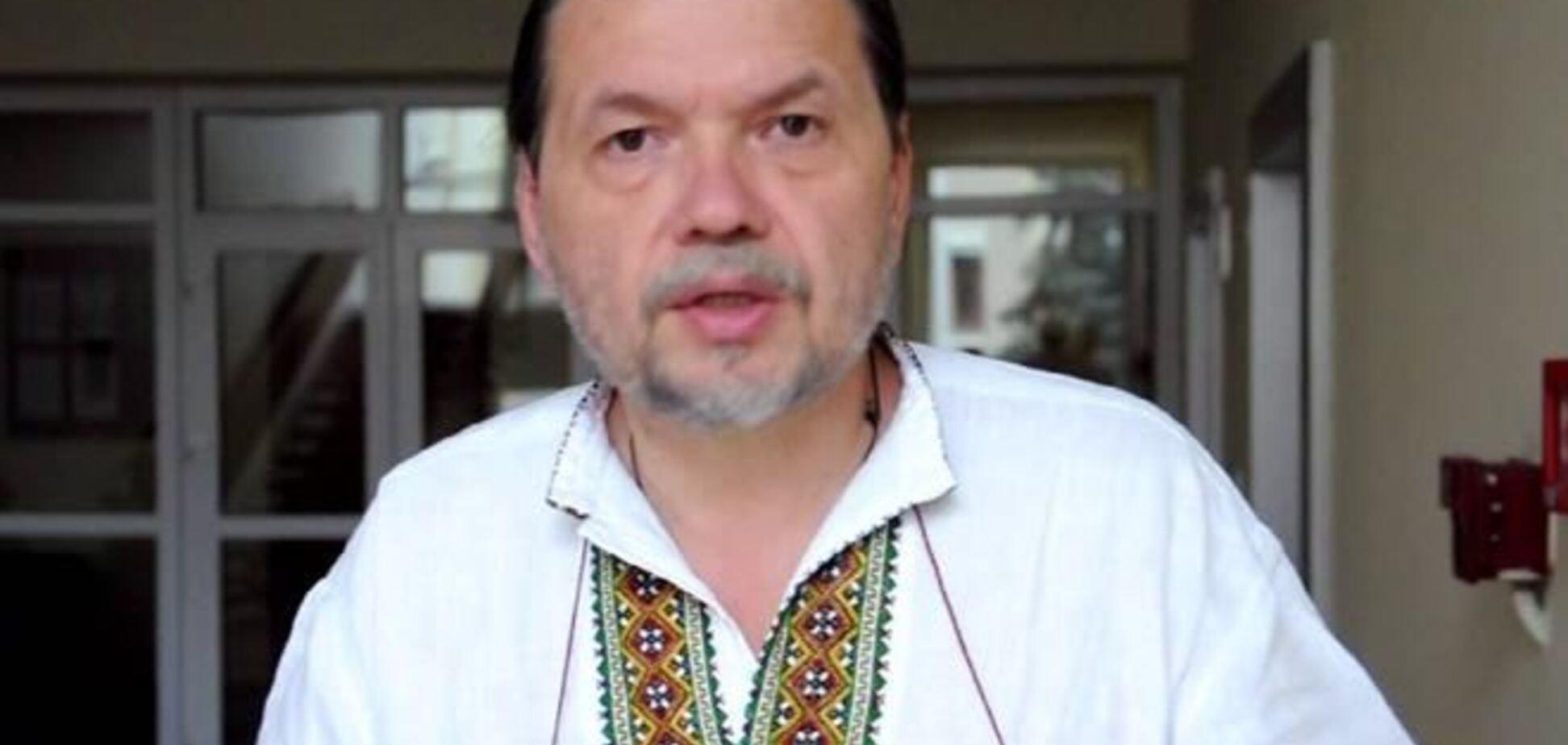 Бригинец призывает бойкотировать Паралимпиаду в Сочи