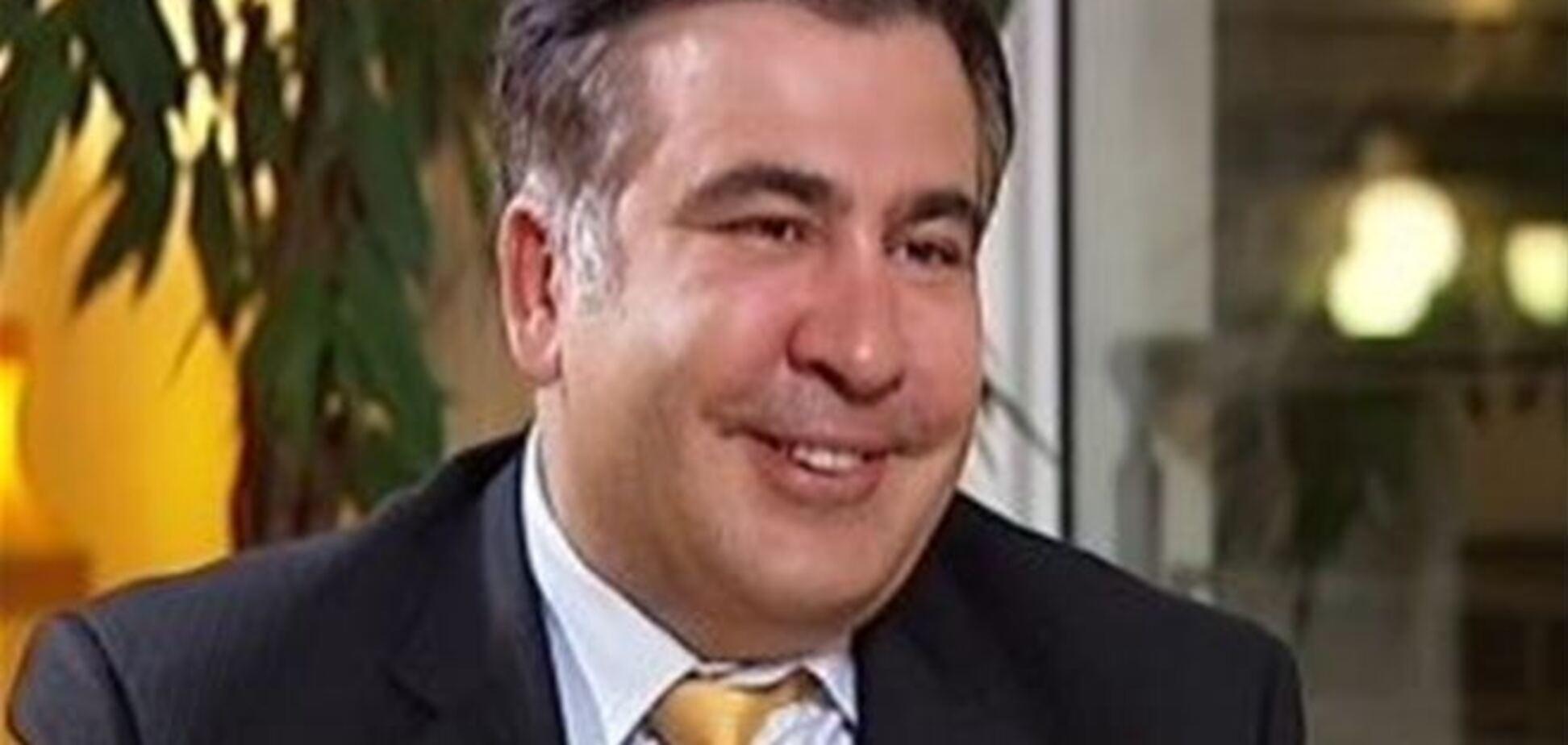 Саакашвили считает Межигорье безвкусицей