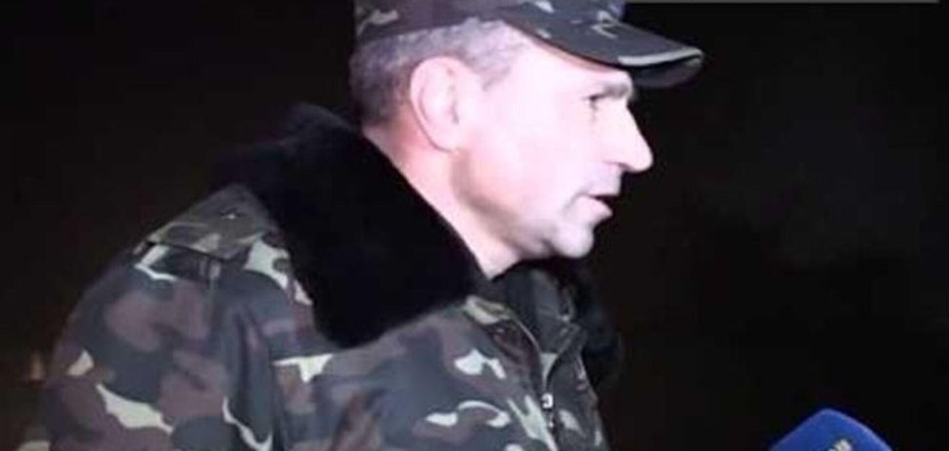 Минобороны опровергло информацию о захвате воинских частей в Крыму
