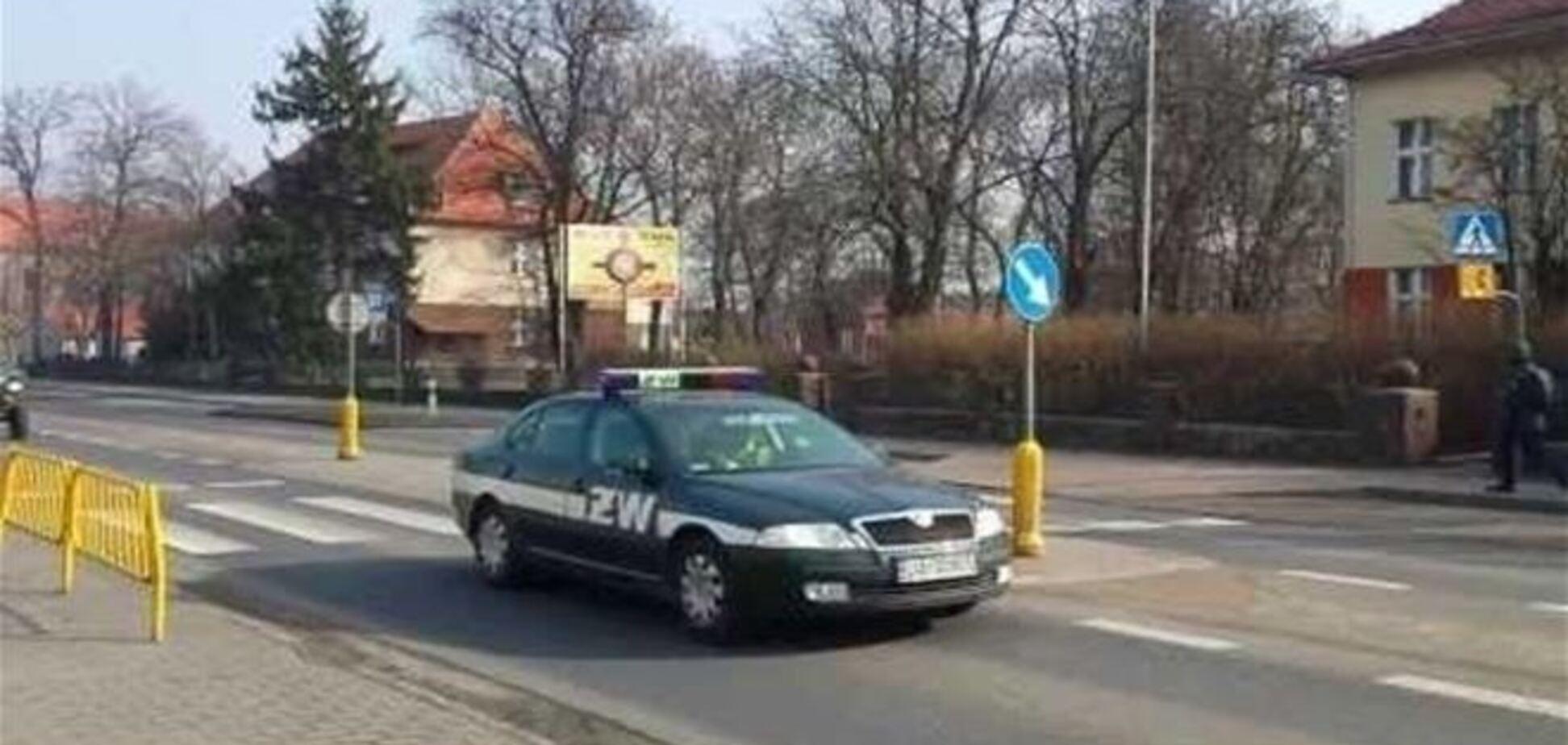 Польша стягивает бронетехнику к границе с Украиной? - 1