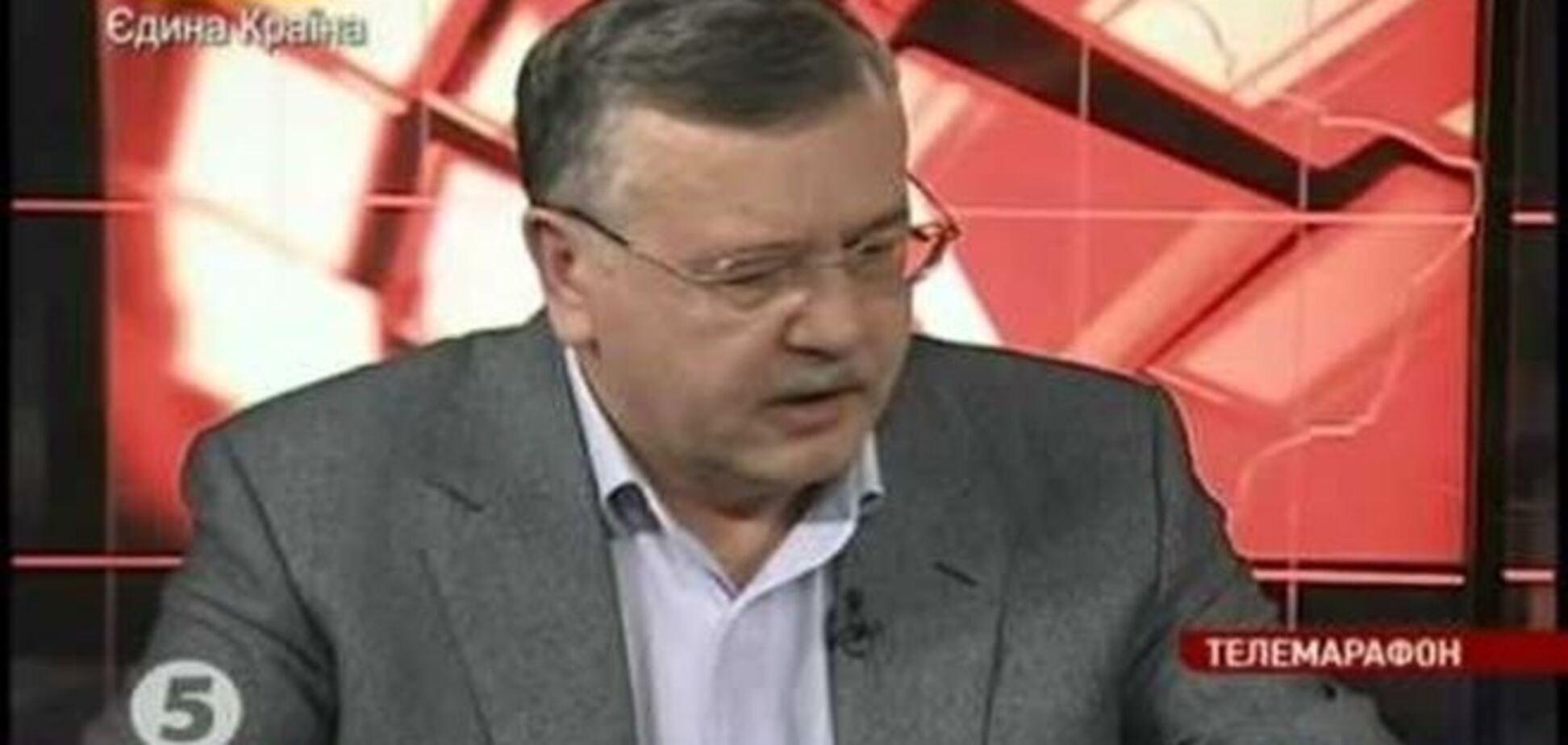 Гриценко обвиняет нового губернатора Луганщины в преступлениях против Майдана
