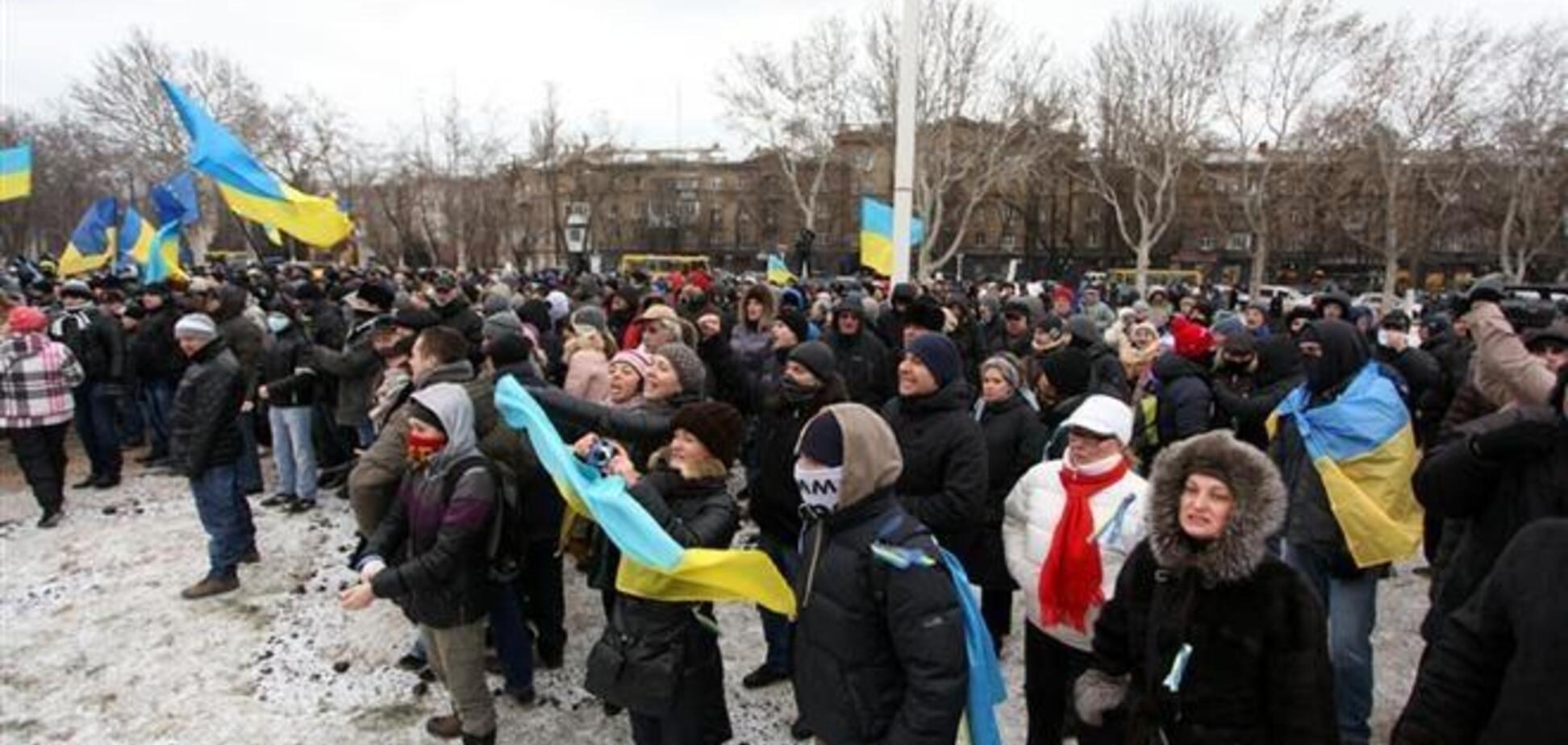В Одесі за фактом спроби захоплення ОДА відкрито провадження