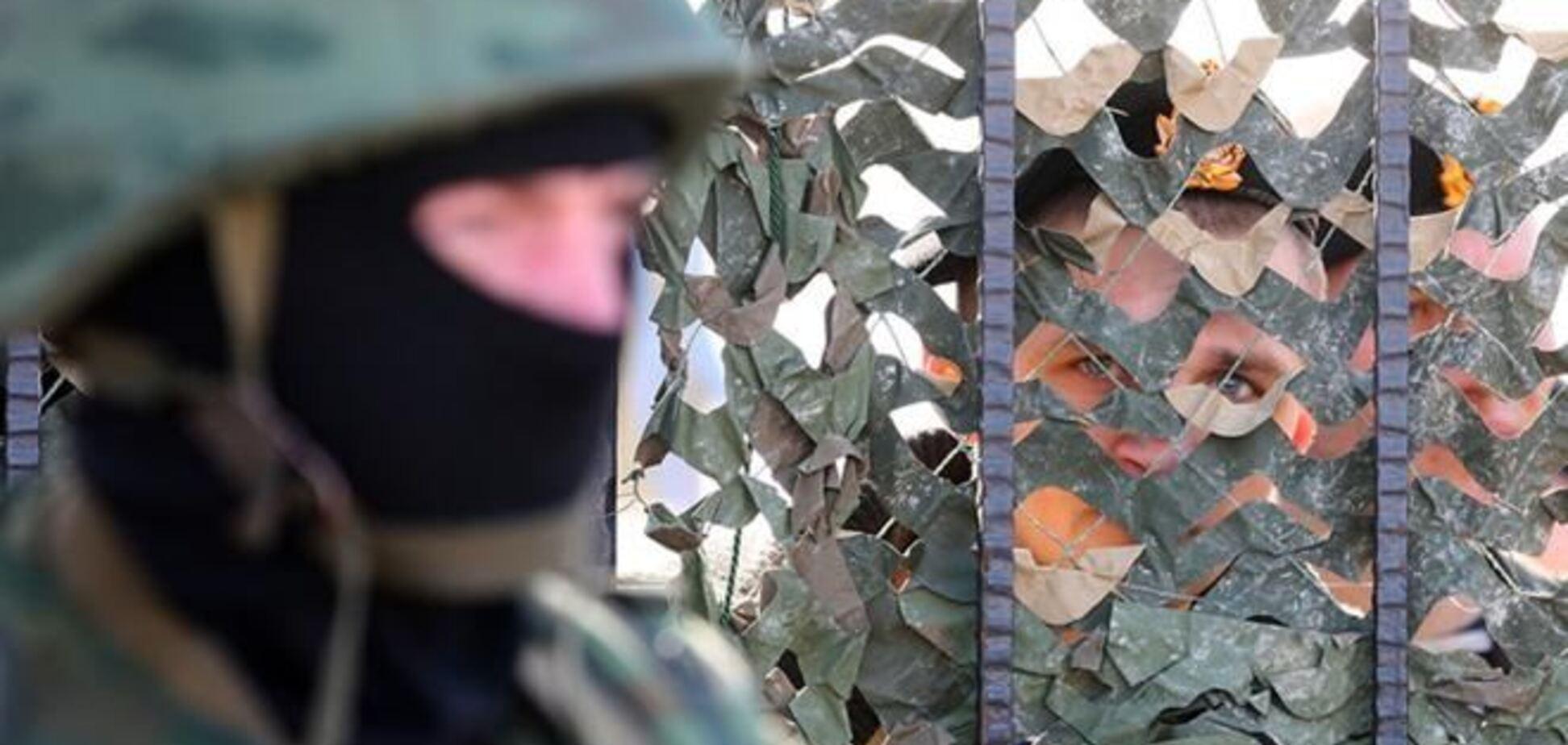 Россия незаконно ввела на территорию Украины 5,5 тысяч военных - Минобороны