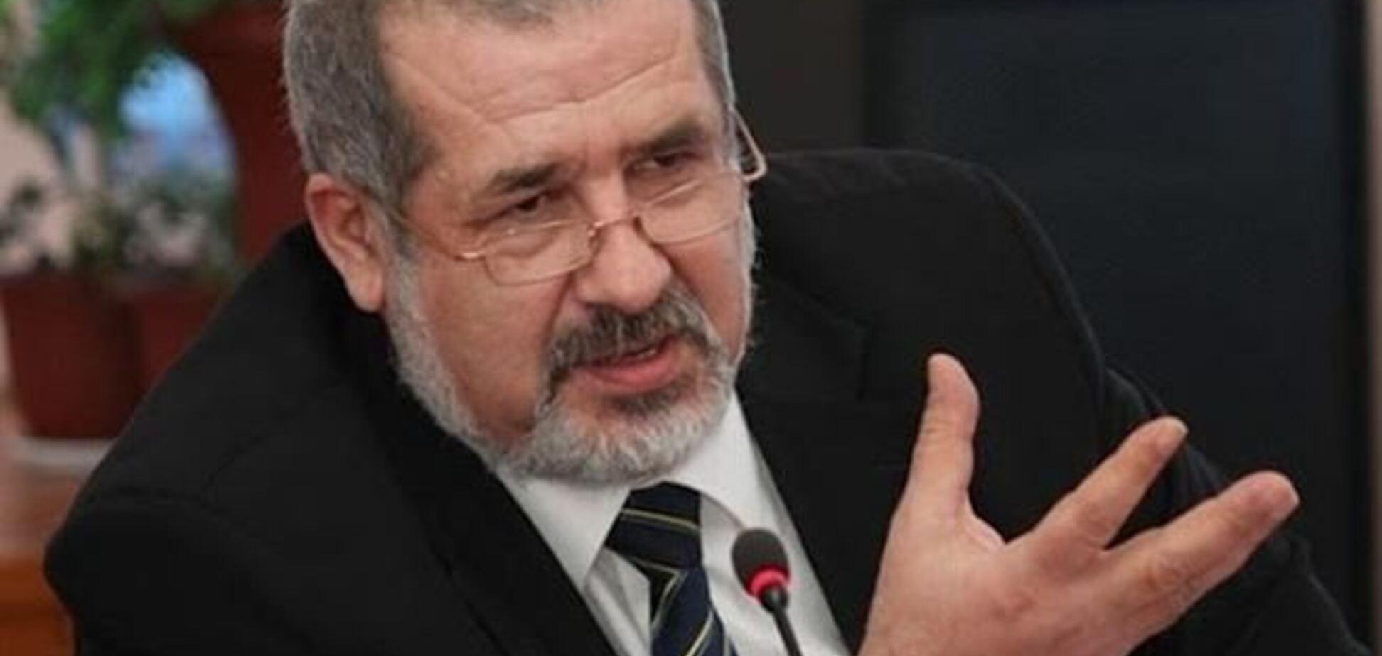 Чубаров: оккупация Крыма РФ обернется новым геноцидом крымских татар