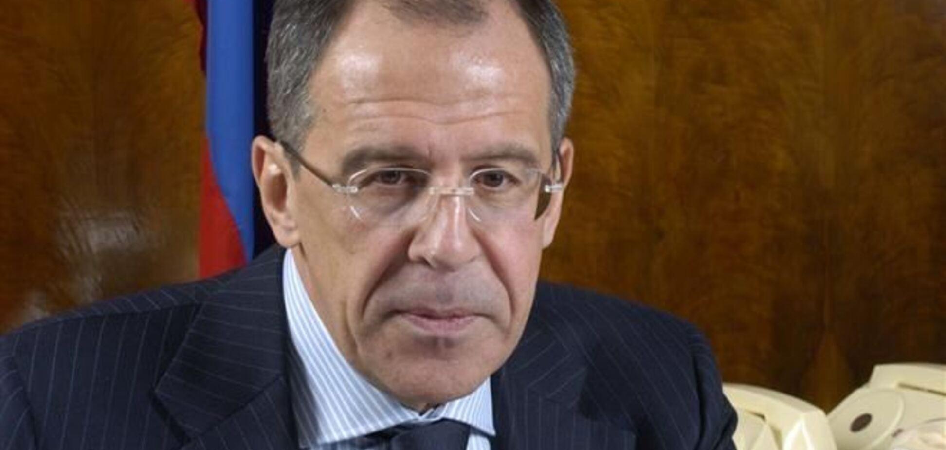 Лавров утверждает, что против Черноморского флота готовятся провокации