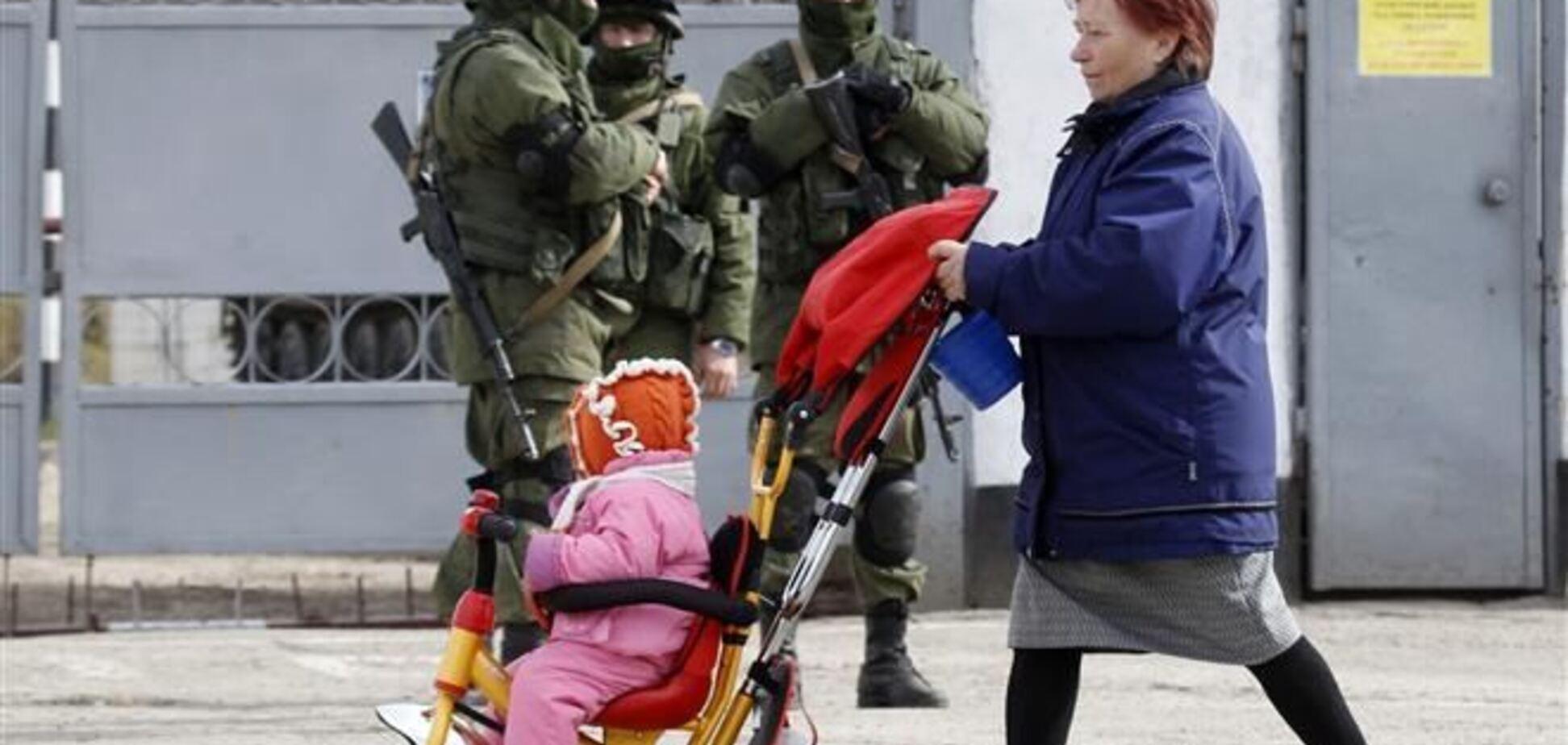 В Крыму растет всеобщее разочарование