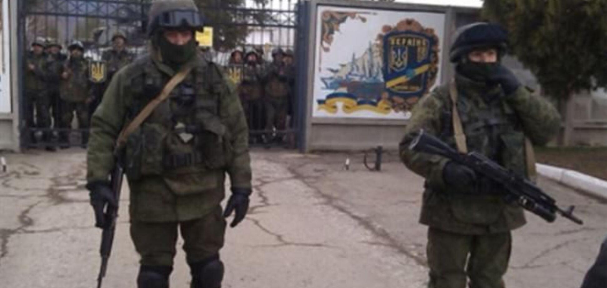 В Перевальном 162 украинских военных остались фактически без еды