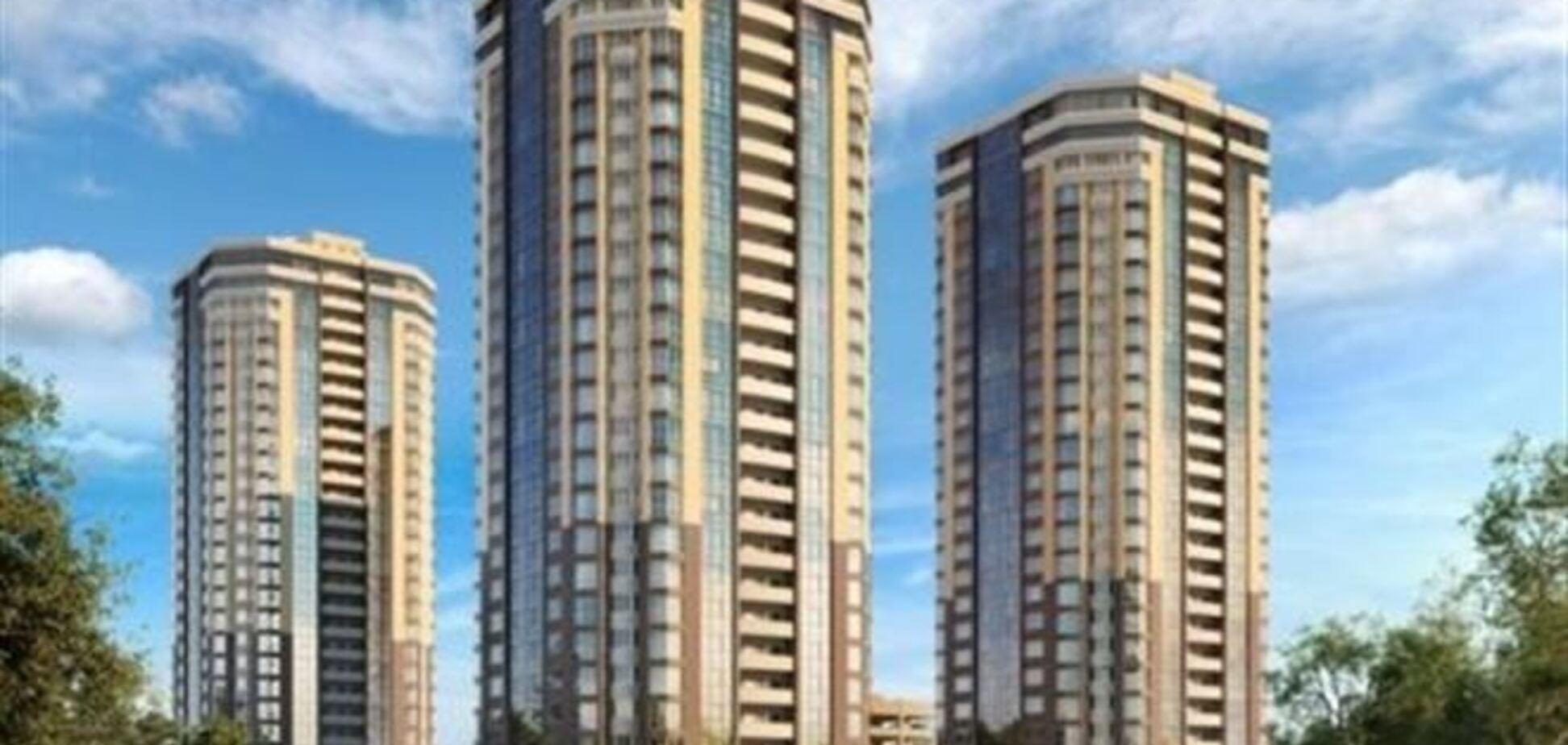 Ослабление гривни не повлияло на первичный рынок киевского жилья