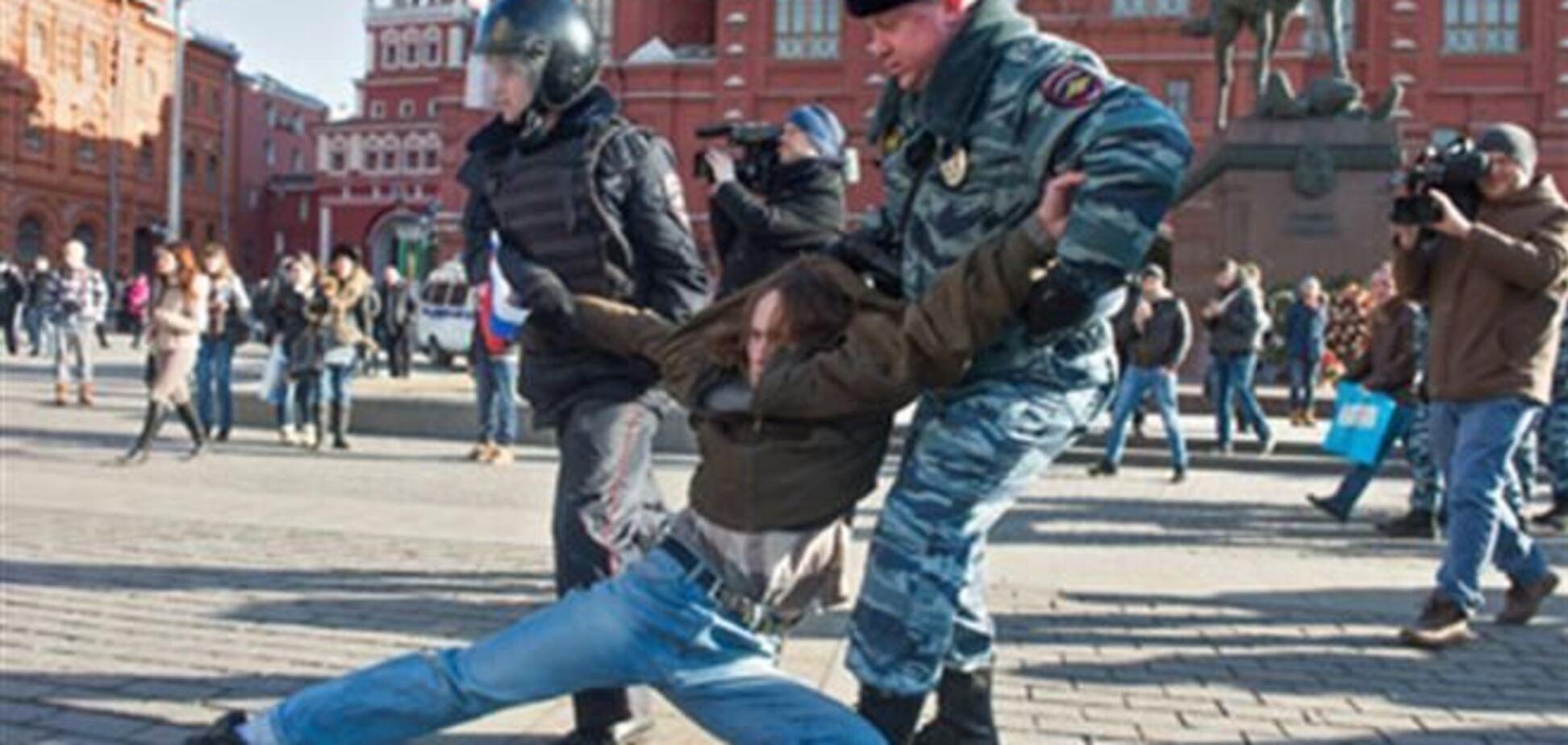 Российская оппозиция анонсировала антивоенный марш 15 марта в Москве