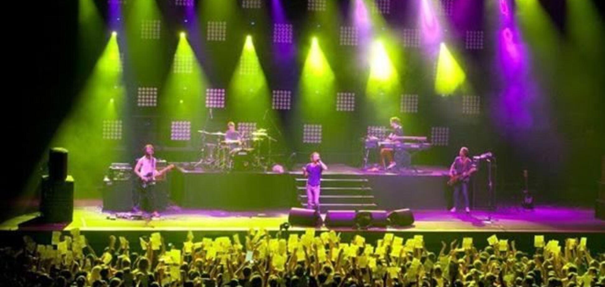 Во Владивостоке отменили концерт 'Океана Эльзы'