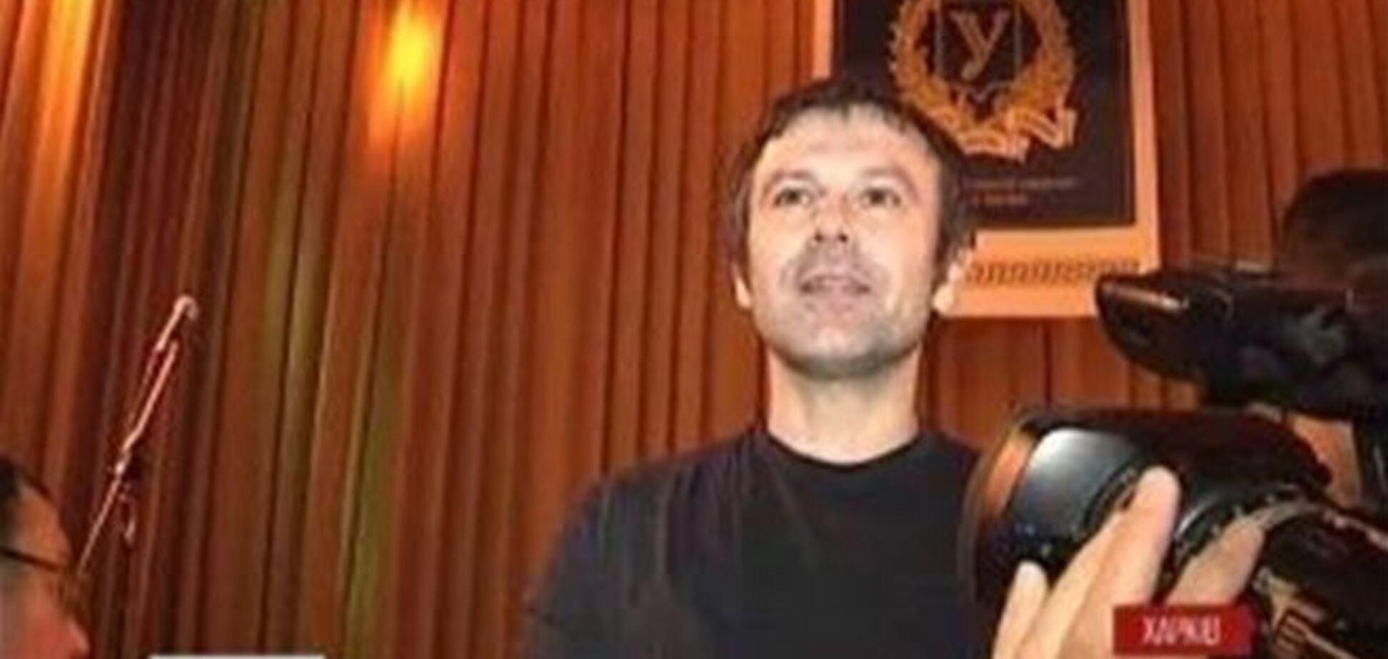 Вакарчук с российскими музыкантами планирует 'концерты мира' в Крыму