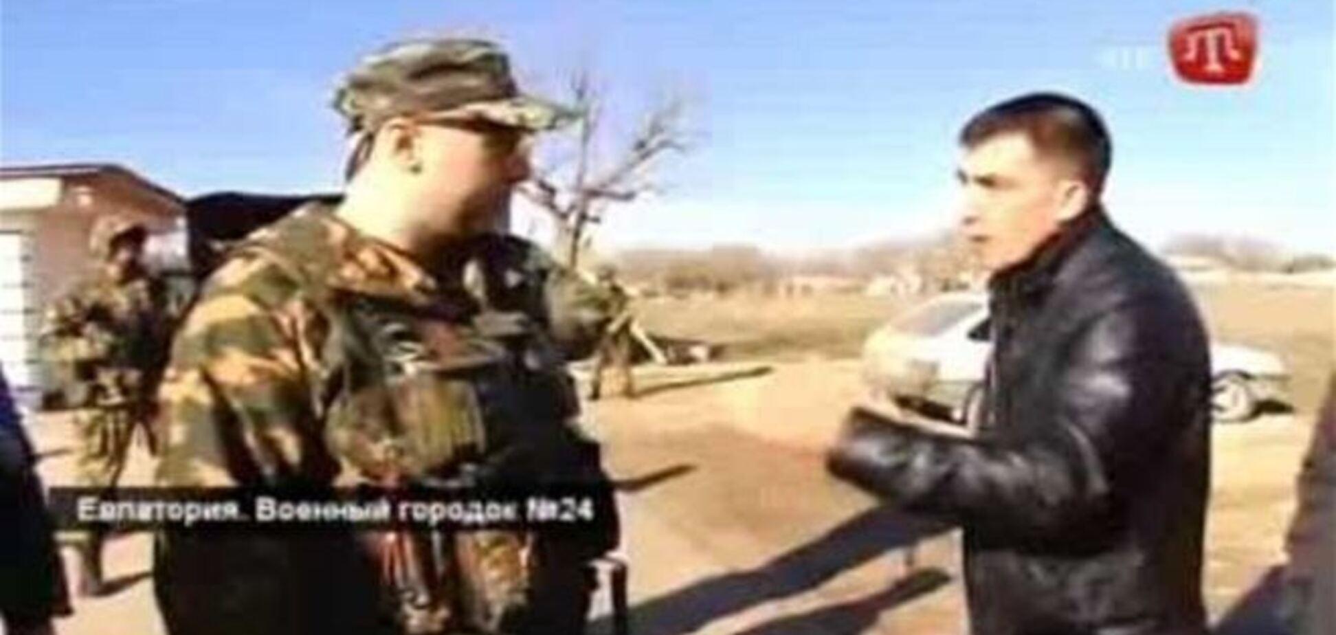 Крымчане - военным РФ: порядок у нас был, пока вы не приехали