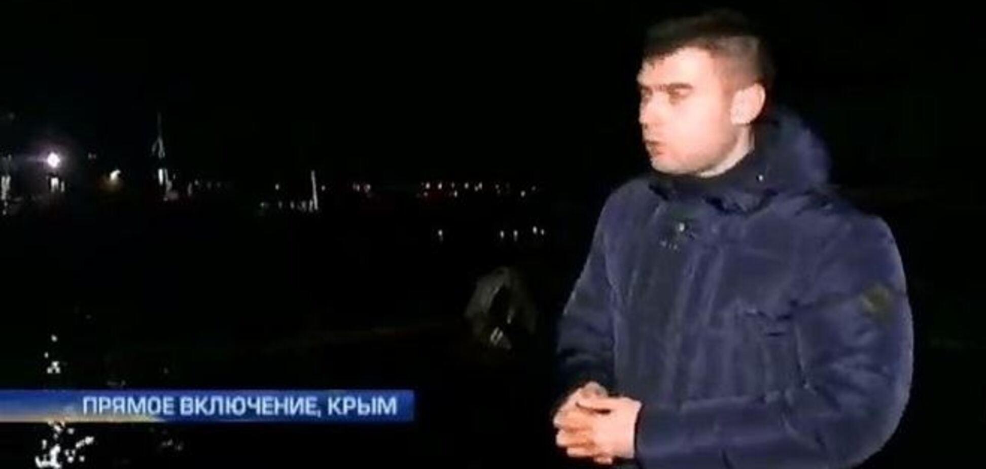 В Севастополе заблокировали Стрелецкую бухту