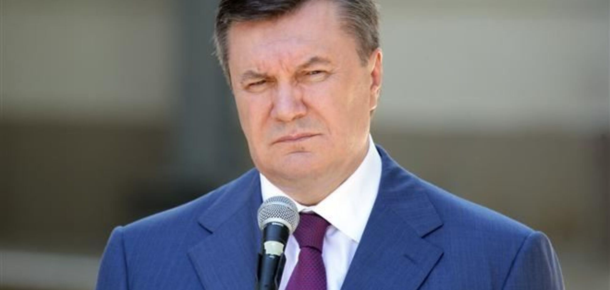 В соцсетях распространяют слухи о смерти Януковича