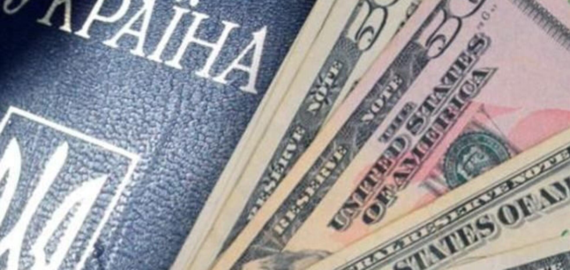 НБУ может разрешить украинцам покупать валюту без паспортов
