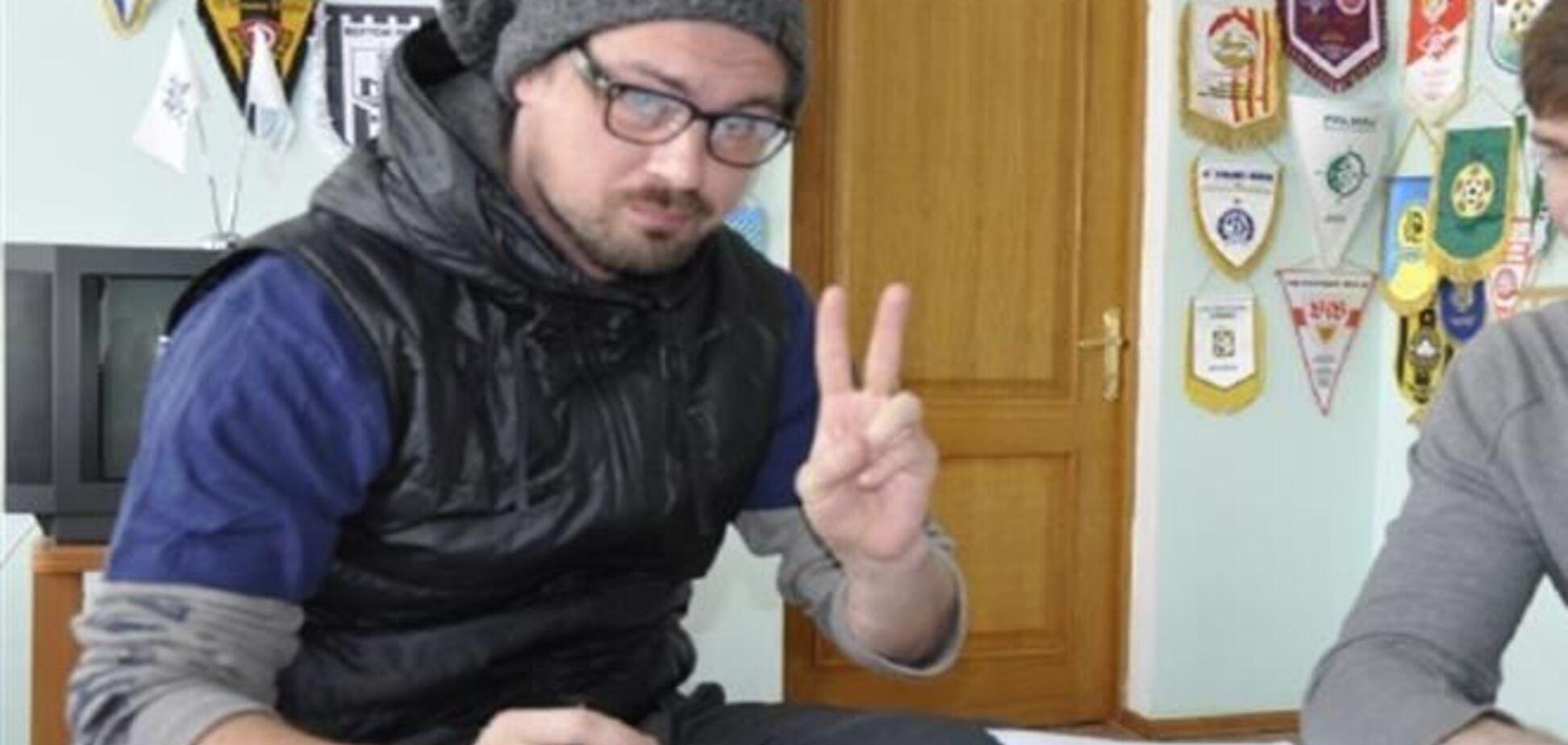 Милевскому стало плохо после первой тренировки в 'Актобе'