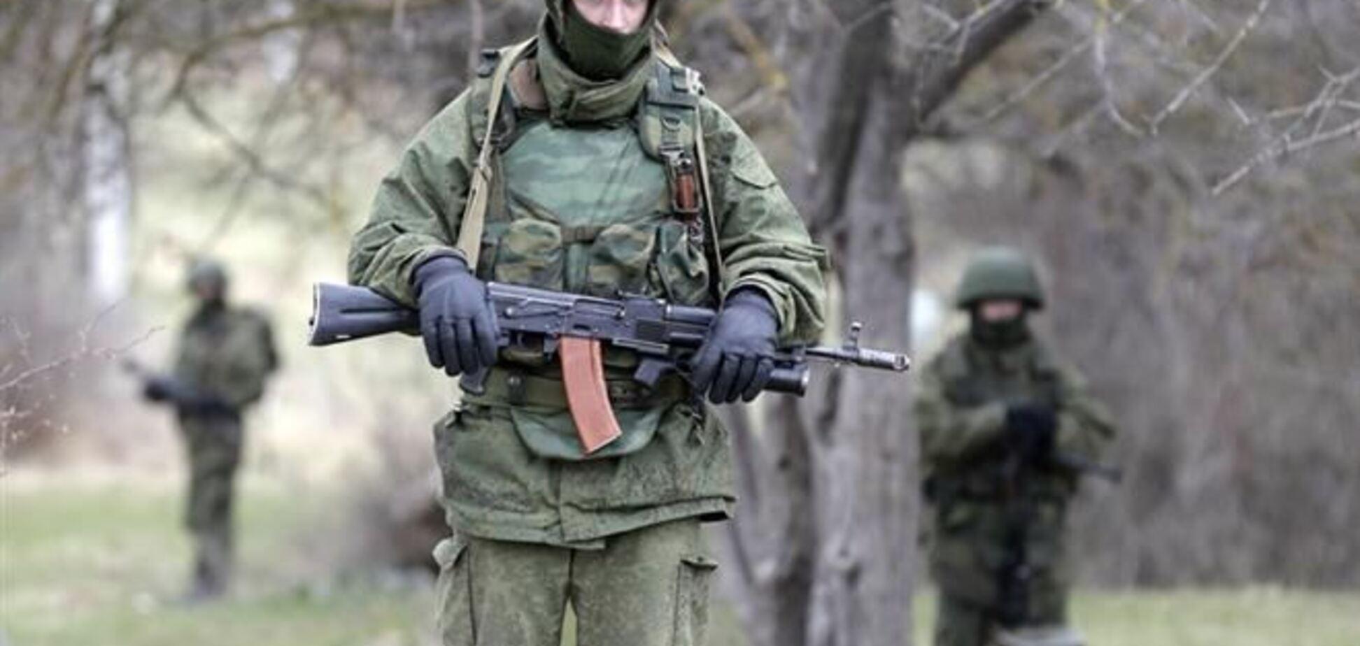 Россия снимает блокаду с украинских военных частей в Крыму