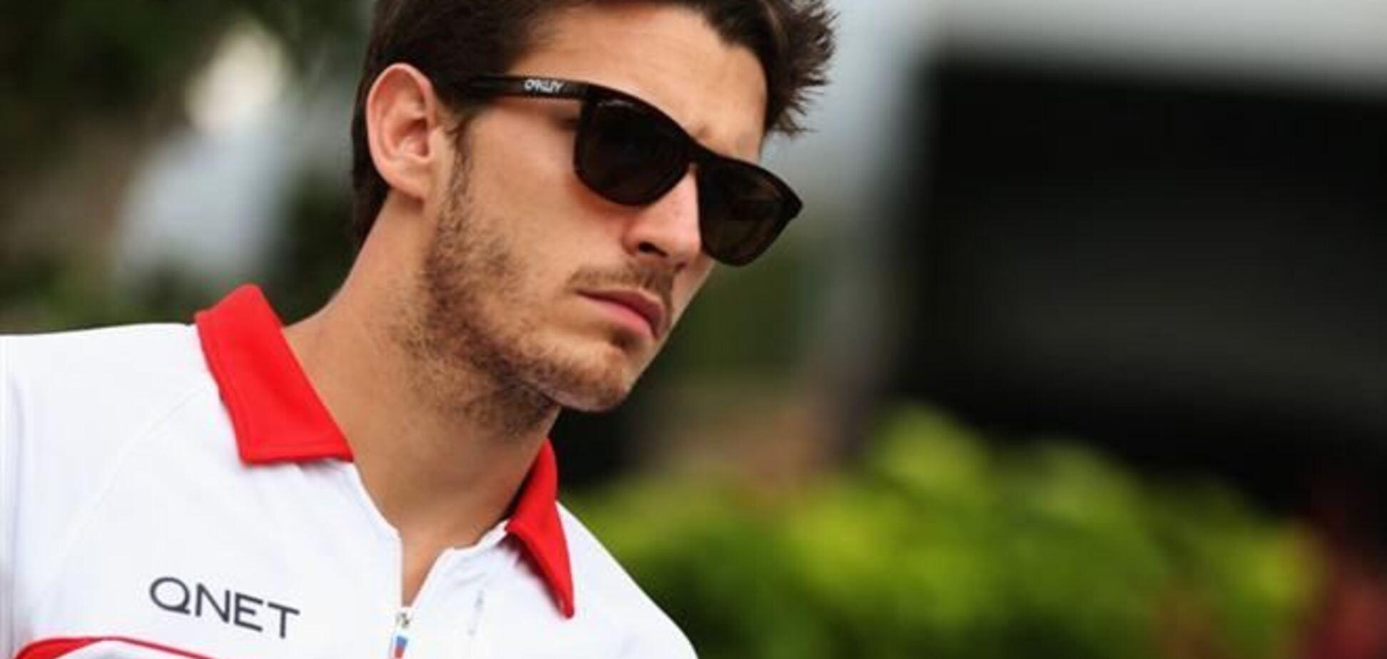 У пилота Формулы-1 Бьянки украли часы стоимостью 70 тысяч евро