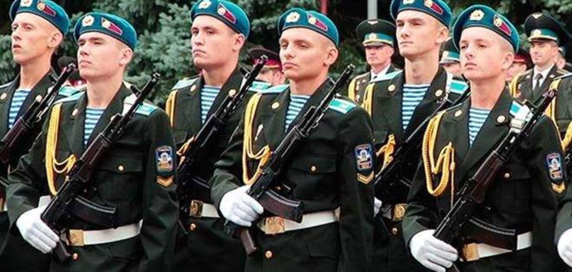 Українські військовослужбовці відкликані з російських ВНЗ