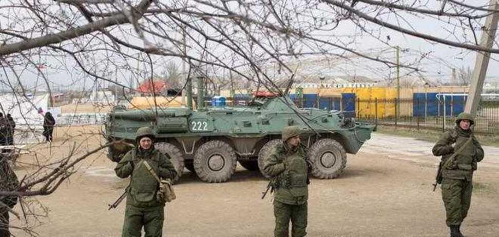 Российские оккупанты захватывают частные объекты в Херсонской области