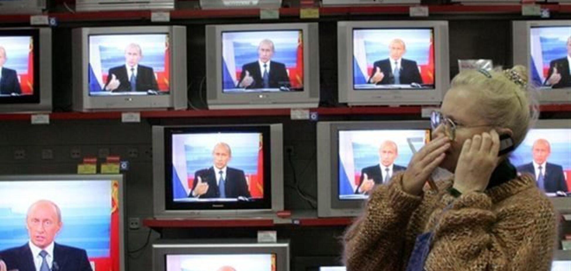 СМИ: в Крыму отключили все украинские телеканалы