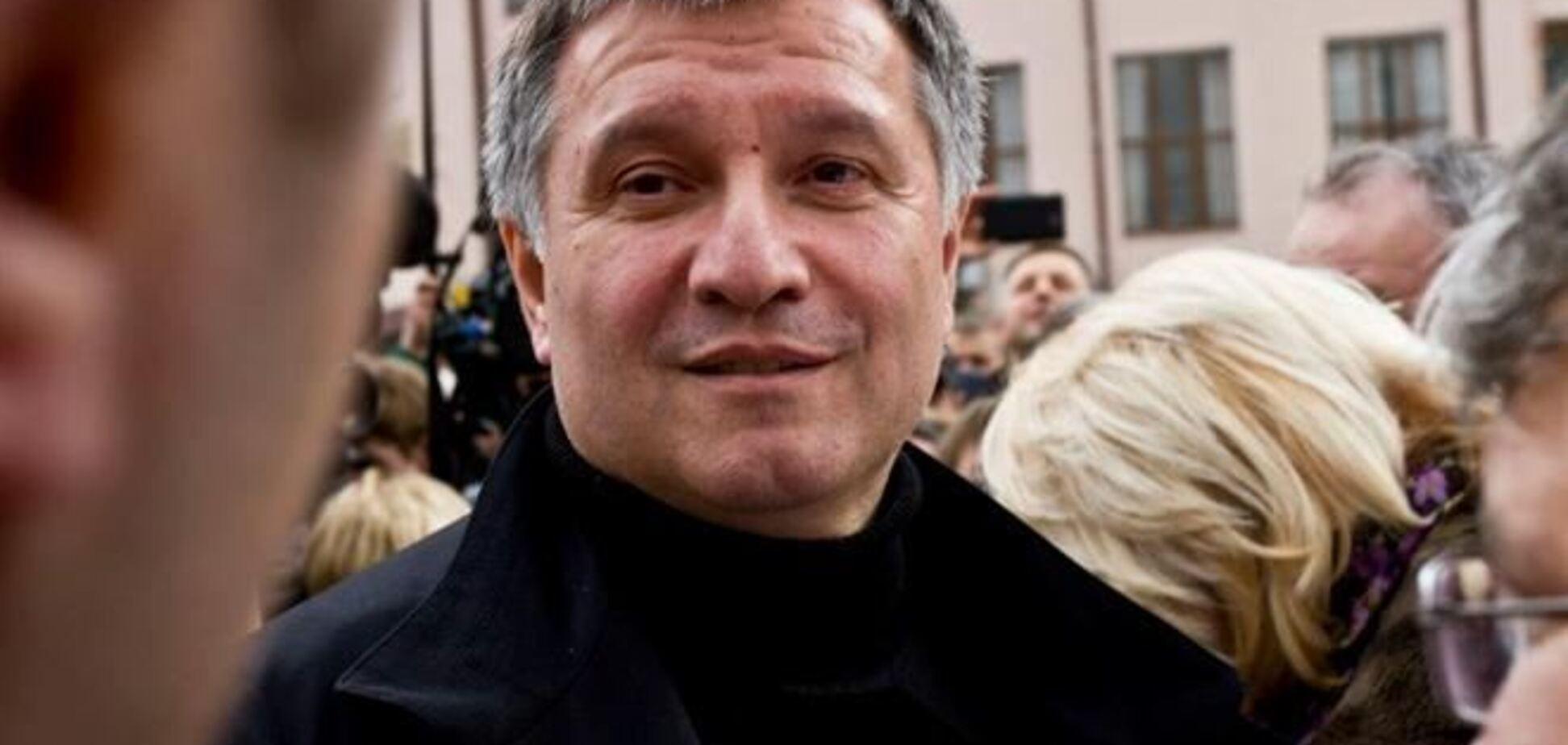 Аваков готов уйти в отставку, если так скажет общество