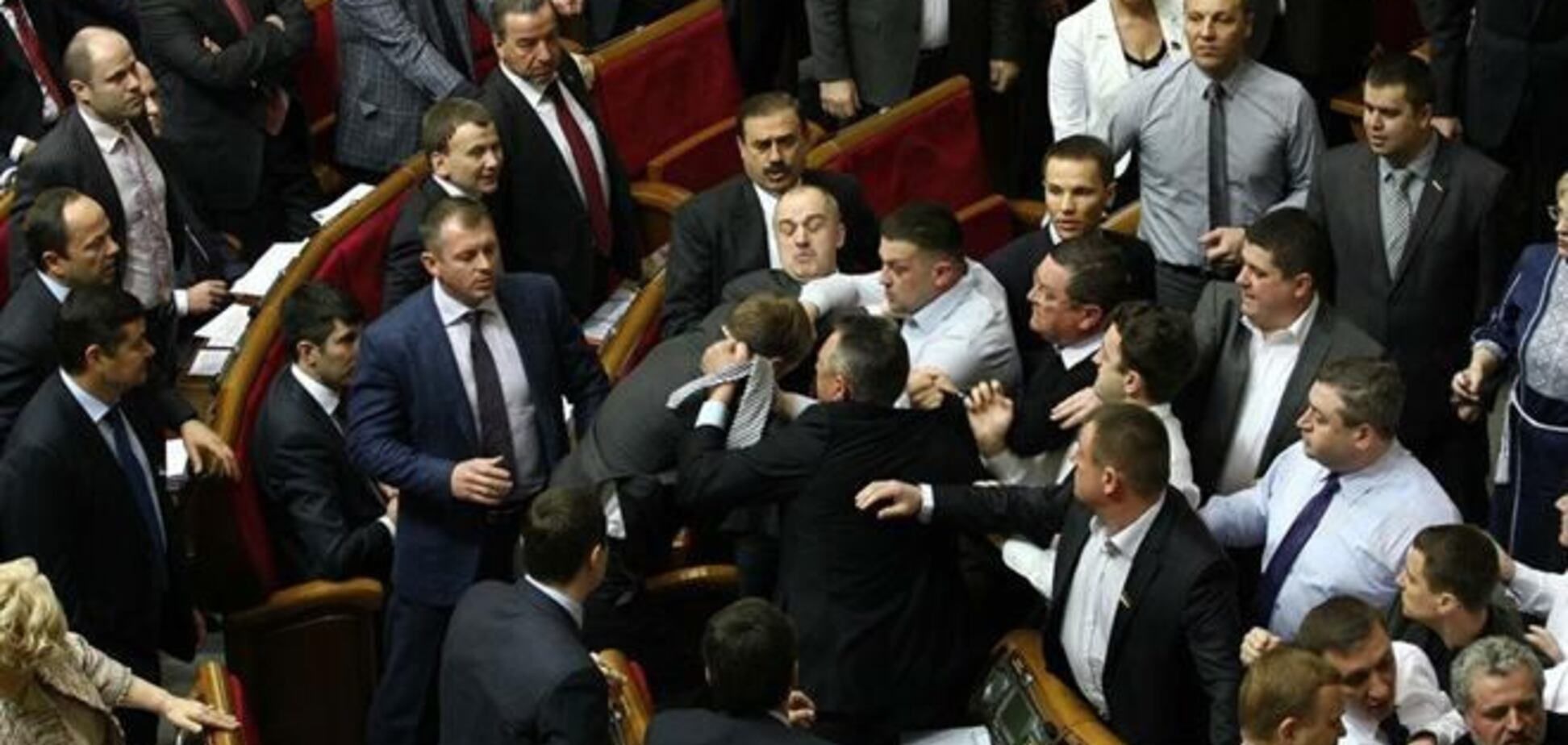 ТОП-7 позоров украинских политиков