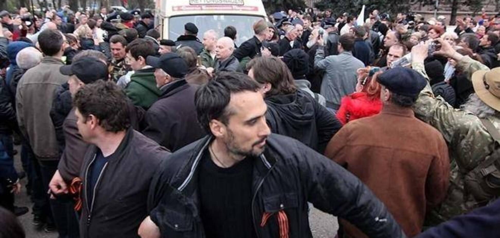 В Одессе милиция возбудила дело по беспорядкам на Фонтанской дороге
