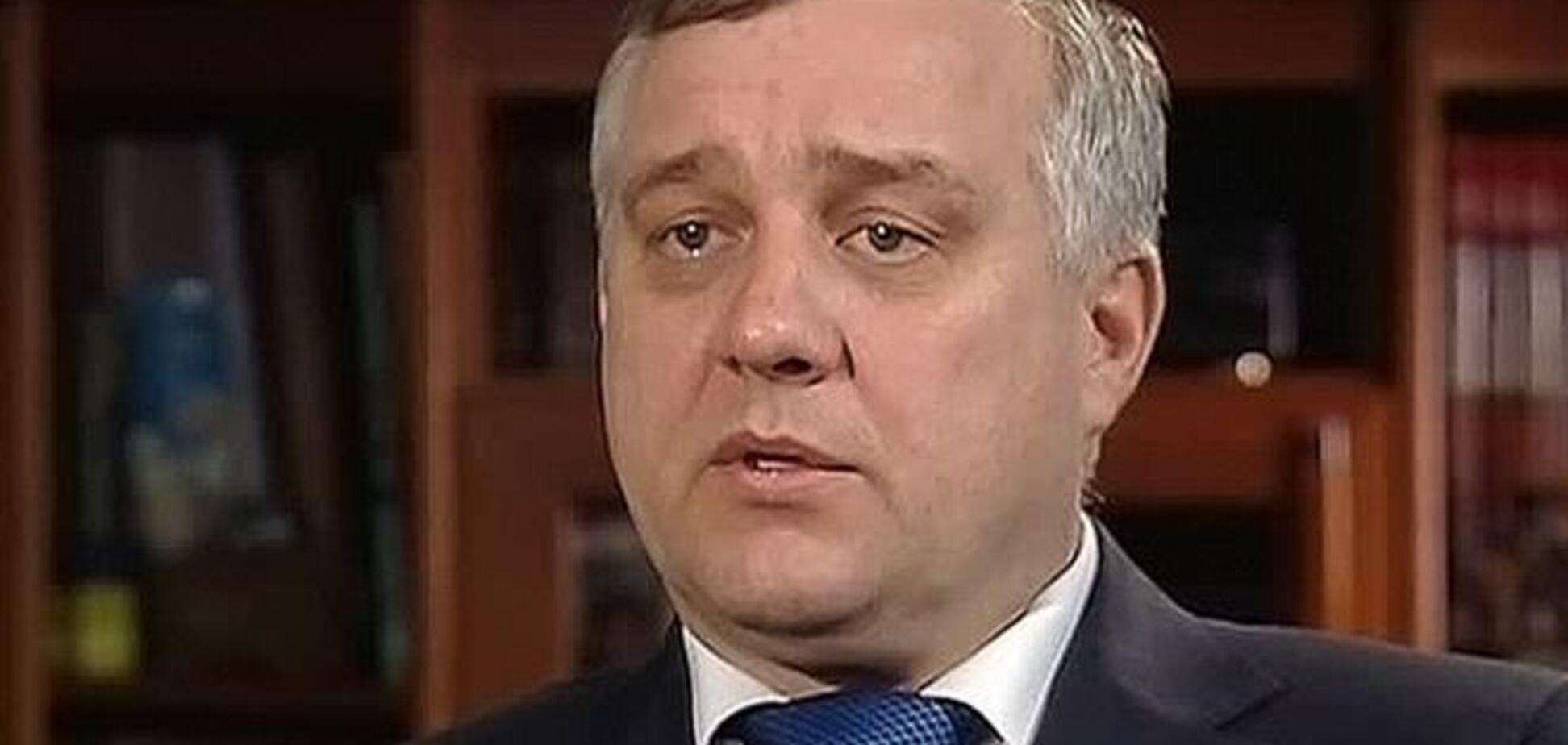 СБУ оголосила в розшук свого екс-шефа Якименко