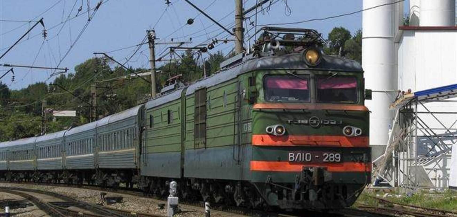 Поезда, курсирующие в Крым, обыскиваются 'самообороной'