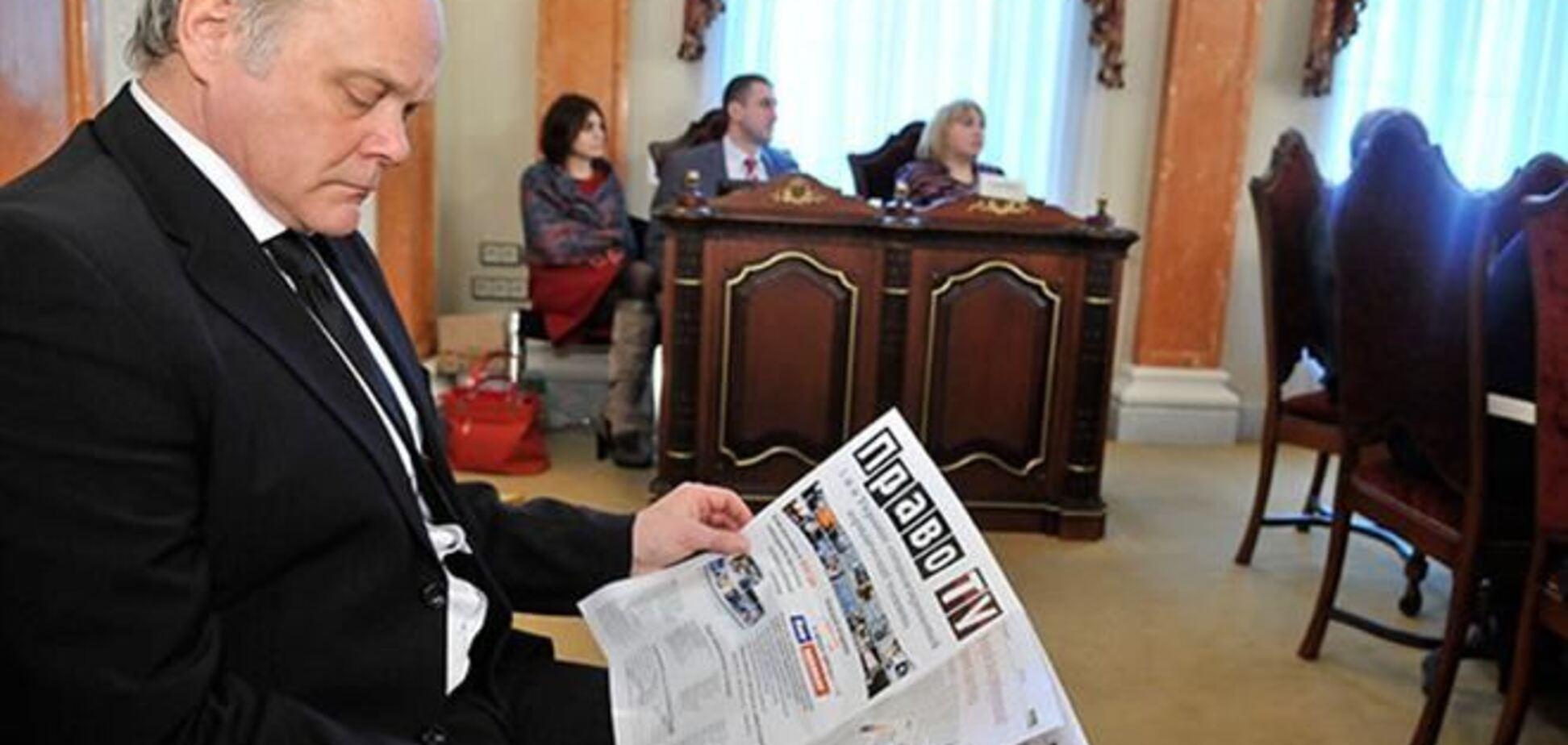 После люстрации окружной админсуд Харькова приватизировал протеже Кернеса