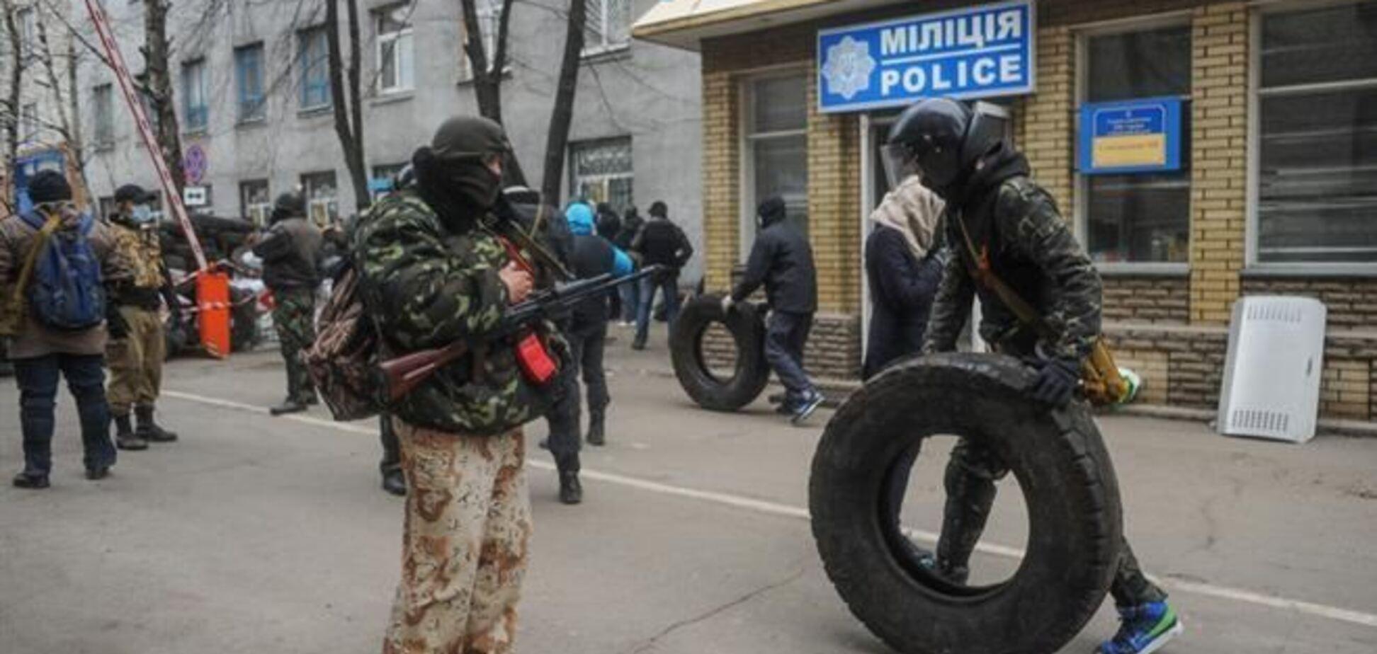 В АП обсуждают жесткий силовой сценарий против сепаратистов