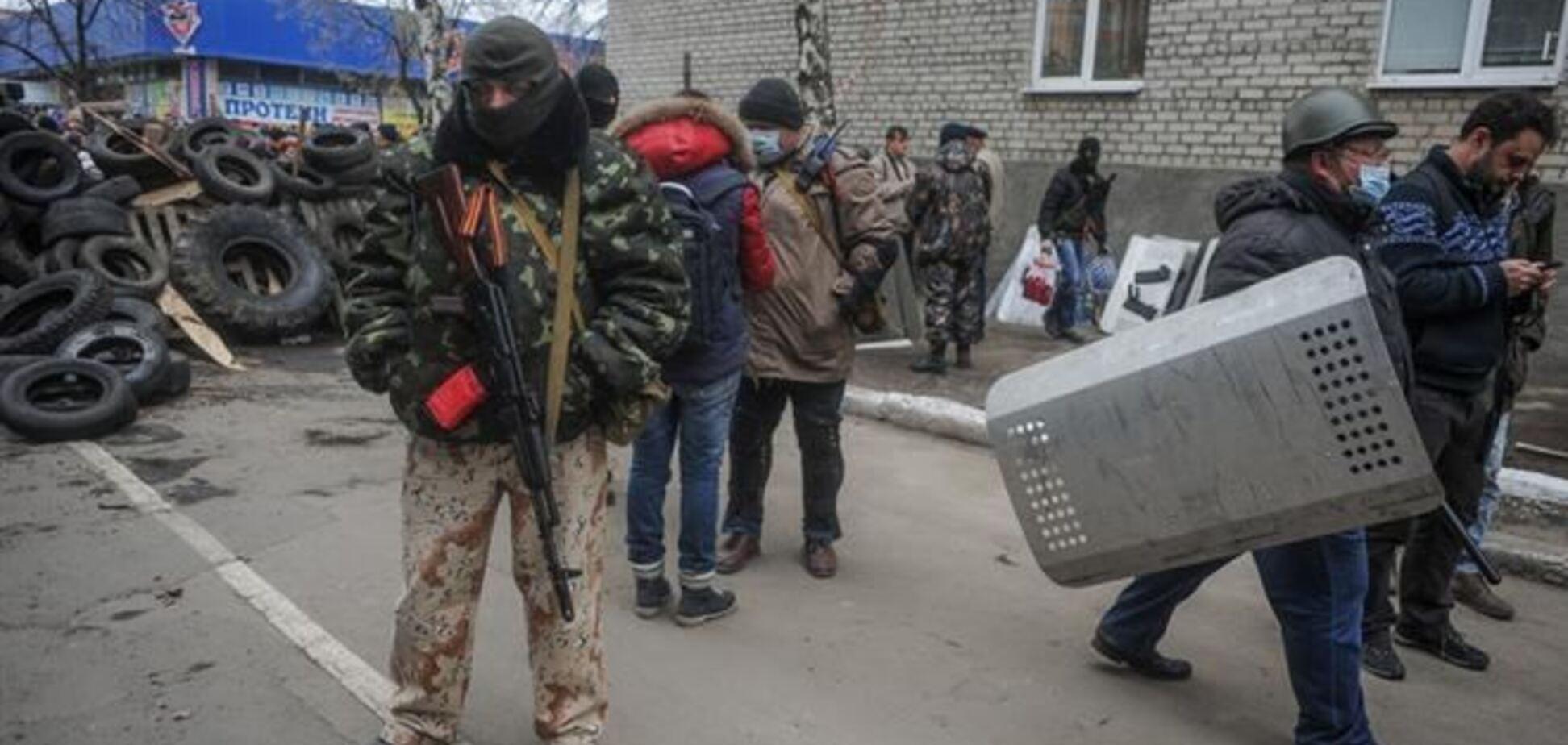 Томенко: на востоке Украины пора проводить антитеррористическую операцию