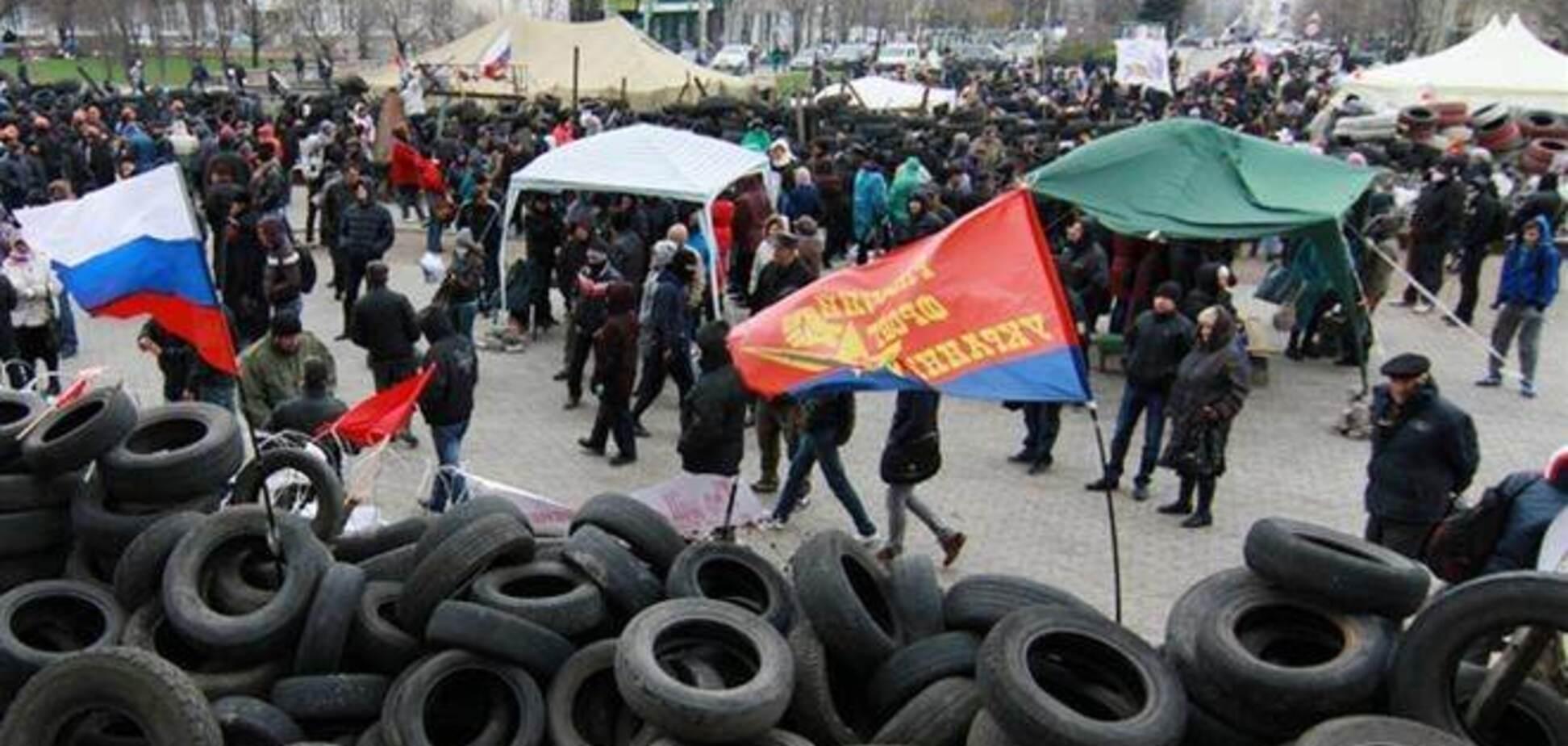 Сепаратистами на востоке Украины руководит разведка РФ - Тымчук