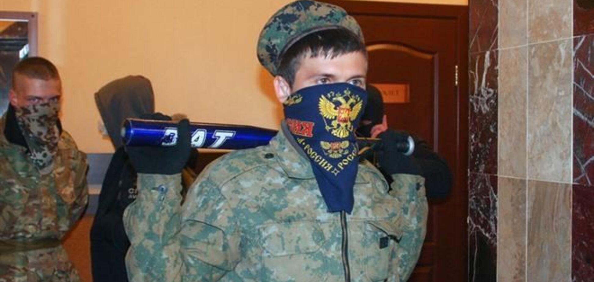 МВД: глава милиции Донецка подал в отставку во избежание конфликта с сепаратистами